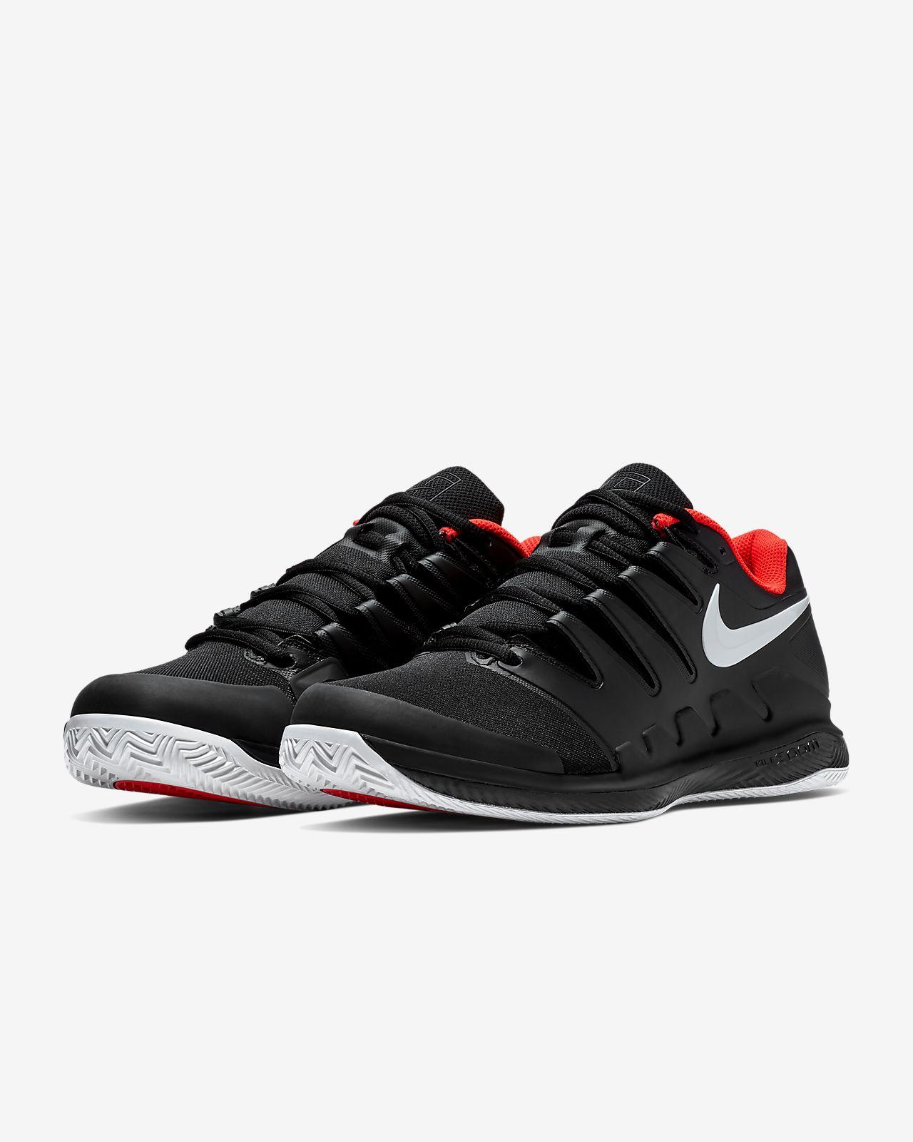 19db30e0860 ... NikeCourt Air Zoom Vapor X Zapatillas de tenis para tierra batida -  Hombre
