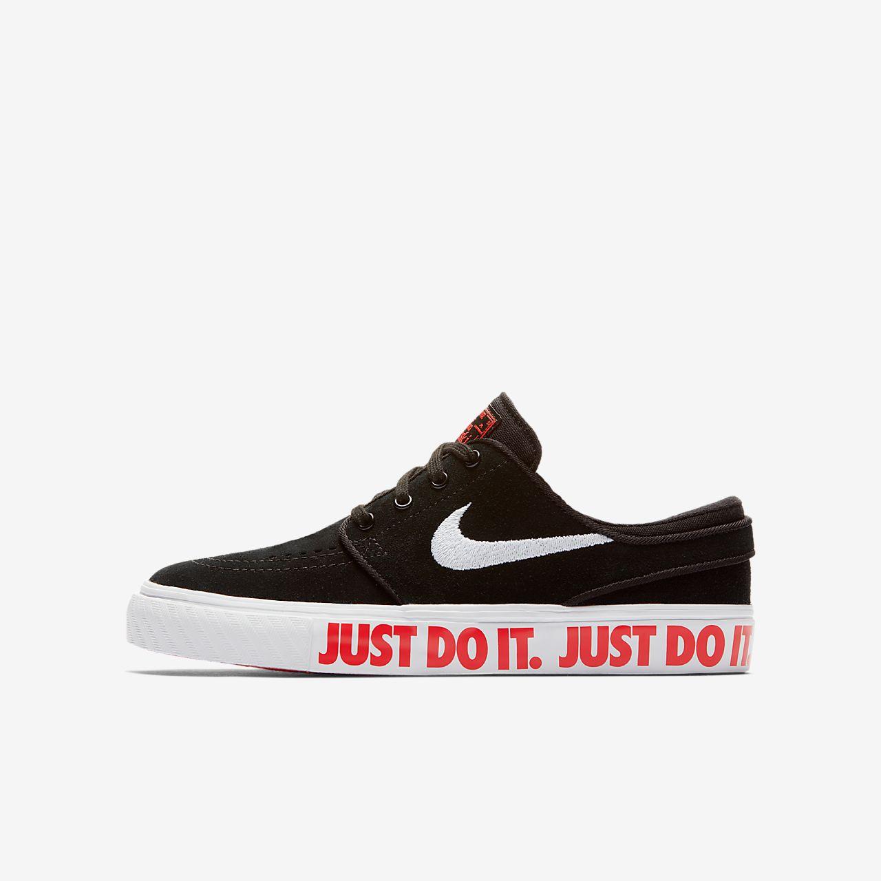 Buty do skateboardingu dla dużych dzieci Nike SB Stefan Janoski JDI
