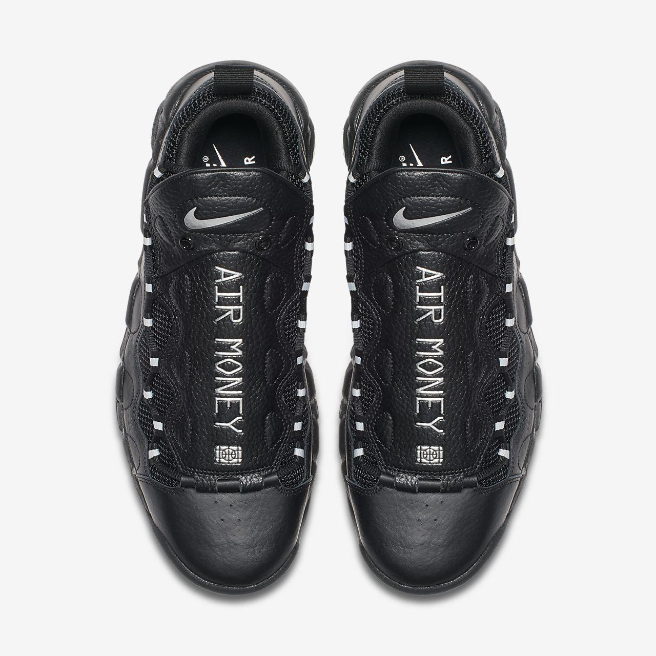 sports shoes ba672 ecab2 nike air more money nike air more money sko til herre