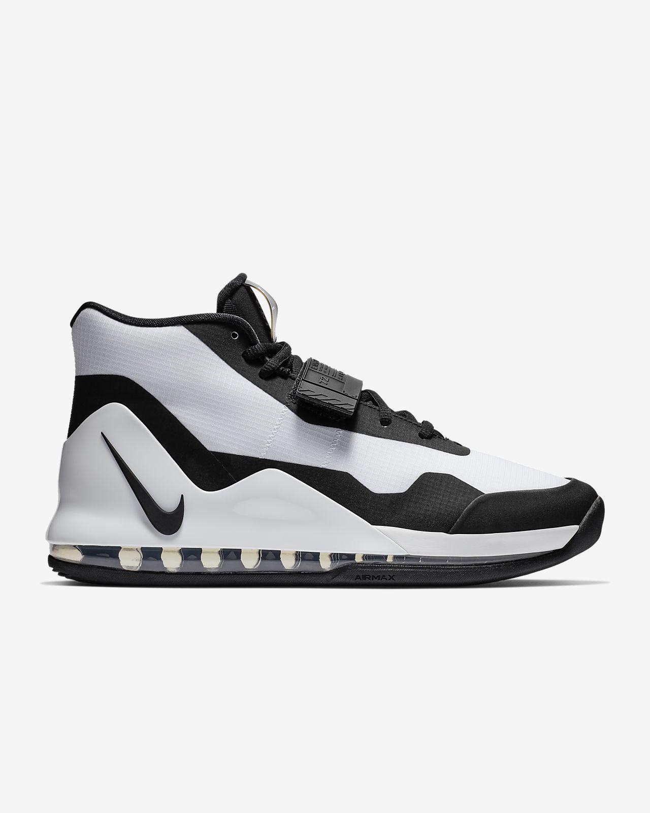 online store 336d8 4aeca Nike Air Force Max Basketball Shoe. Nike.com