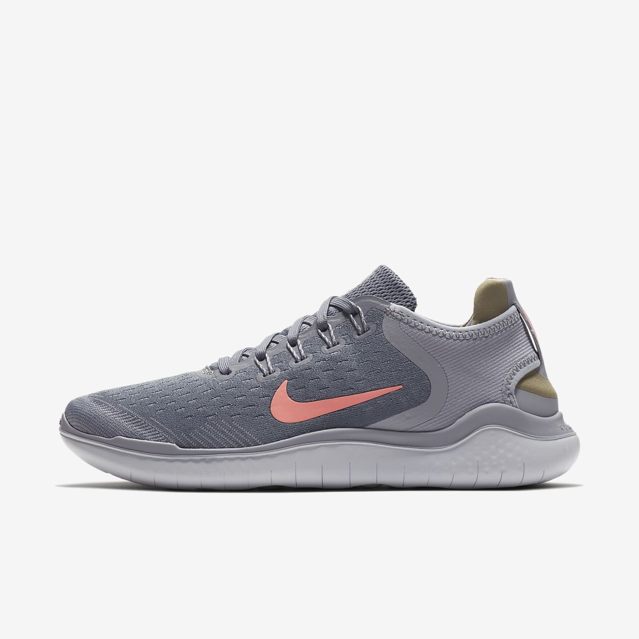 NIKE Damen Laufschuh Free RN 2018 orange 8f6Dj
