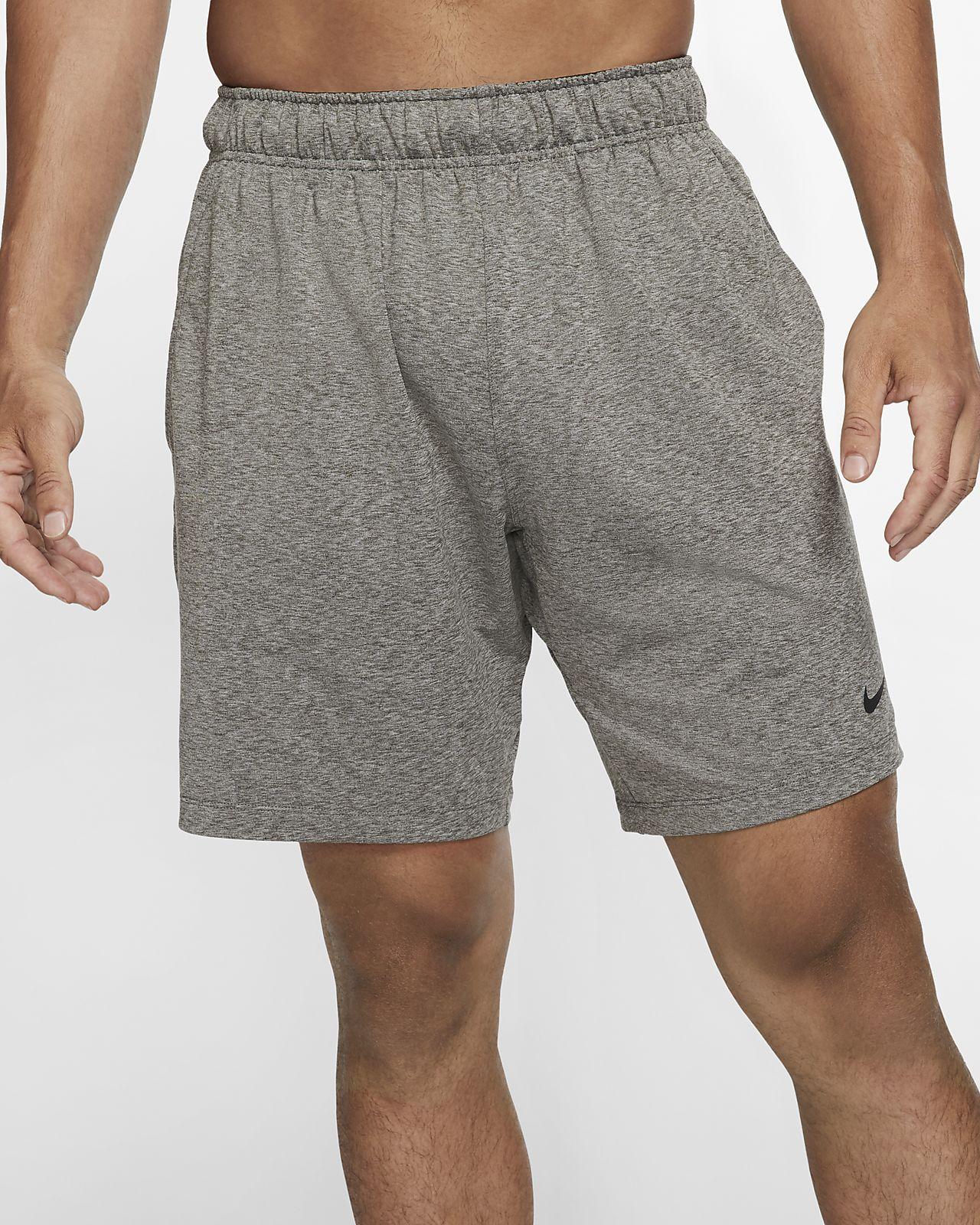 Pánské tréninkové kraťasy Nike Dri-FIT na jógu