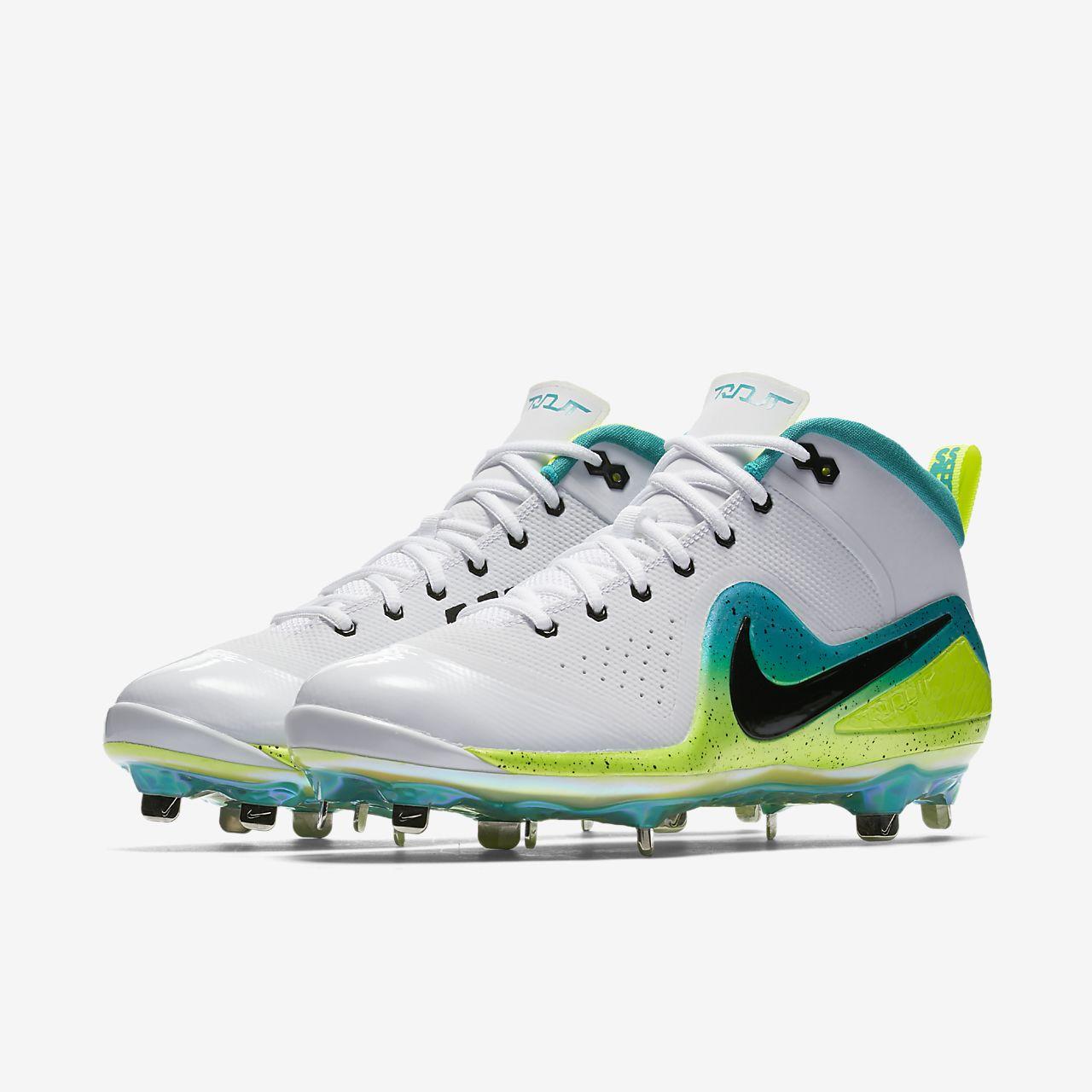 ... Nike Force Zoom Trout 4 Mahi Men\u0027s Baseball Cleat