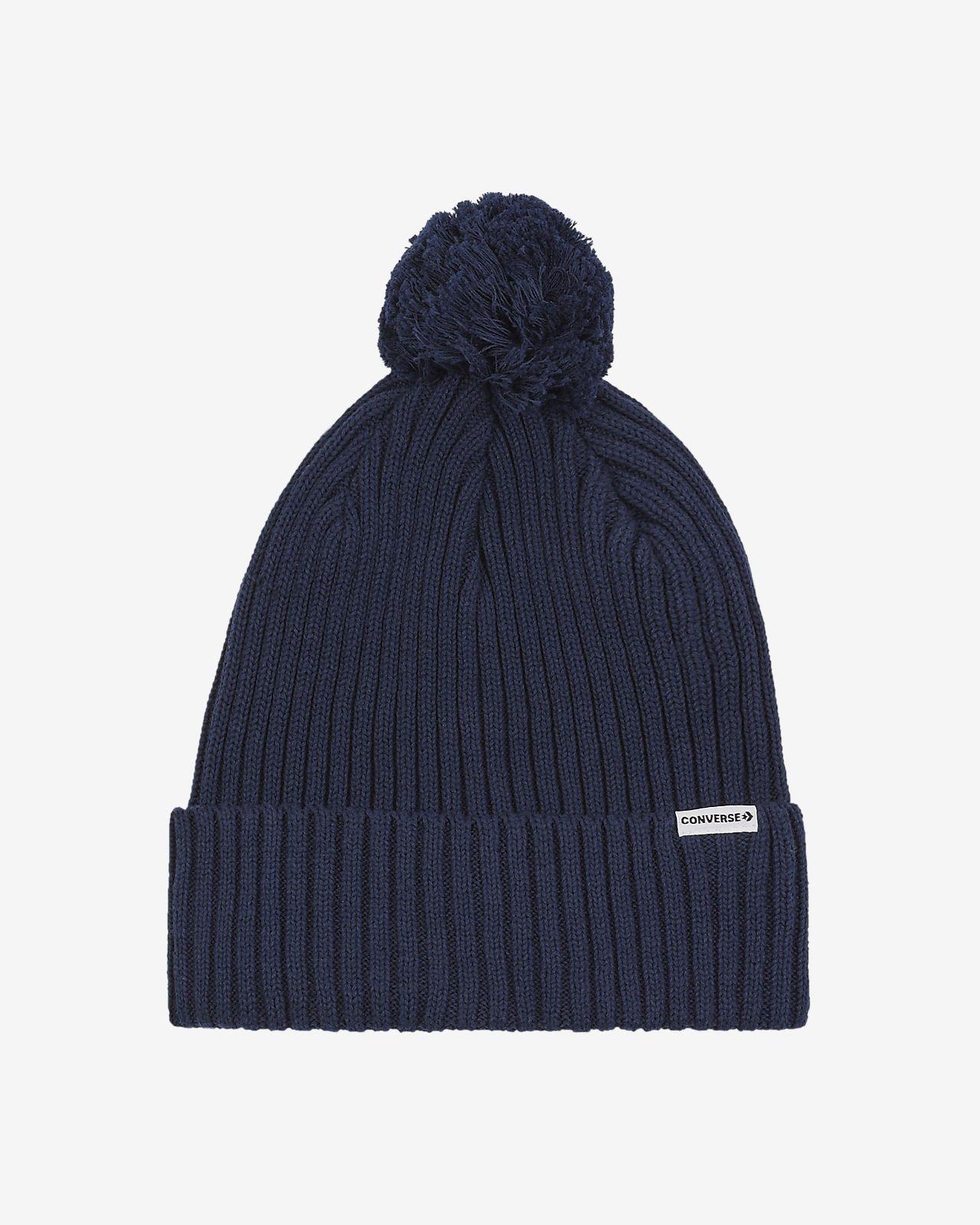 ... Hat  Converse Rib Knit Pom Unisex Beanie  Product Image · Nike Men s  Sportswear ... 2fce5ad8e6de