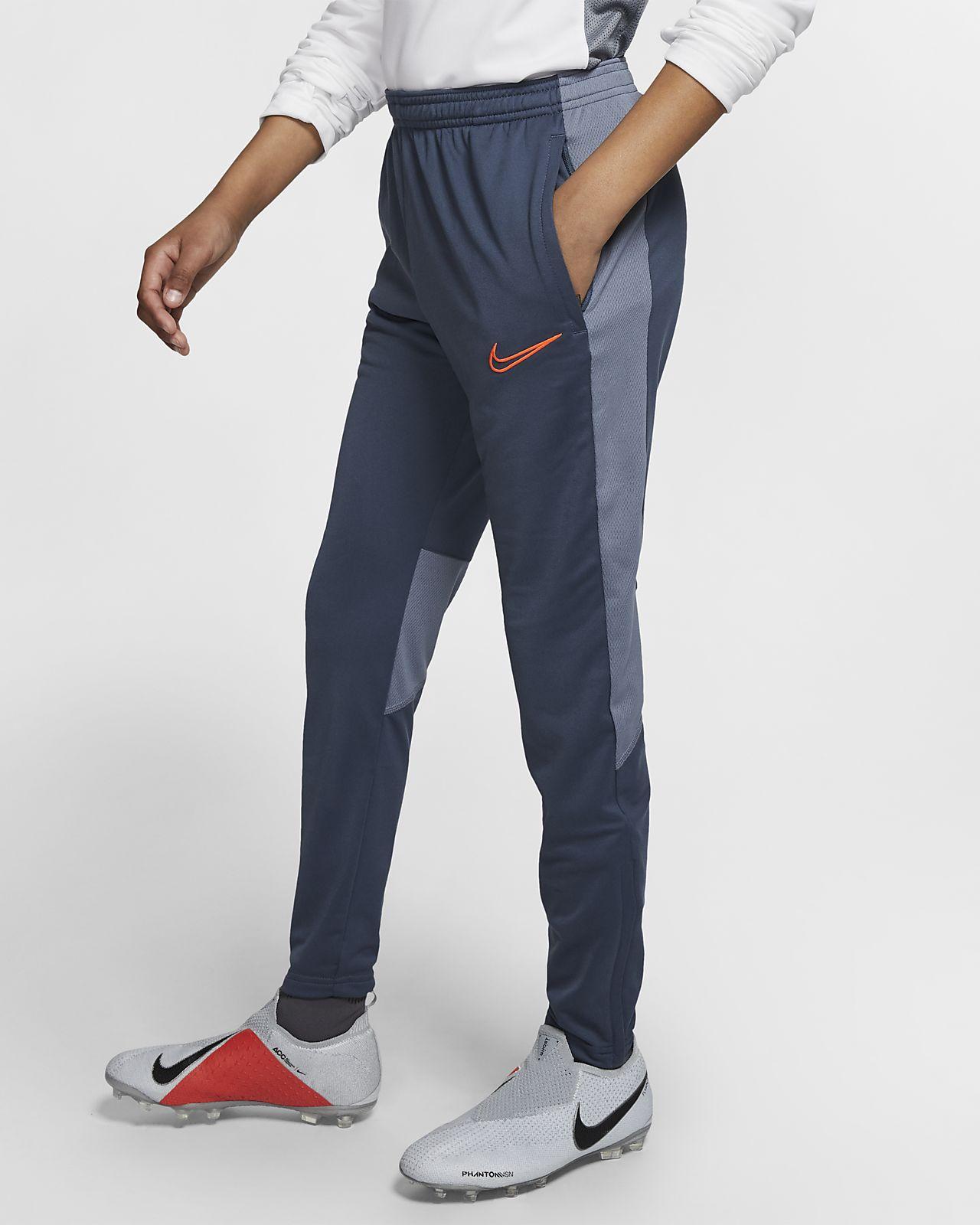 Fotbalové kalhoty Nike Dri-FIT Academy pro větší děti