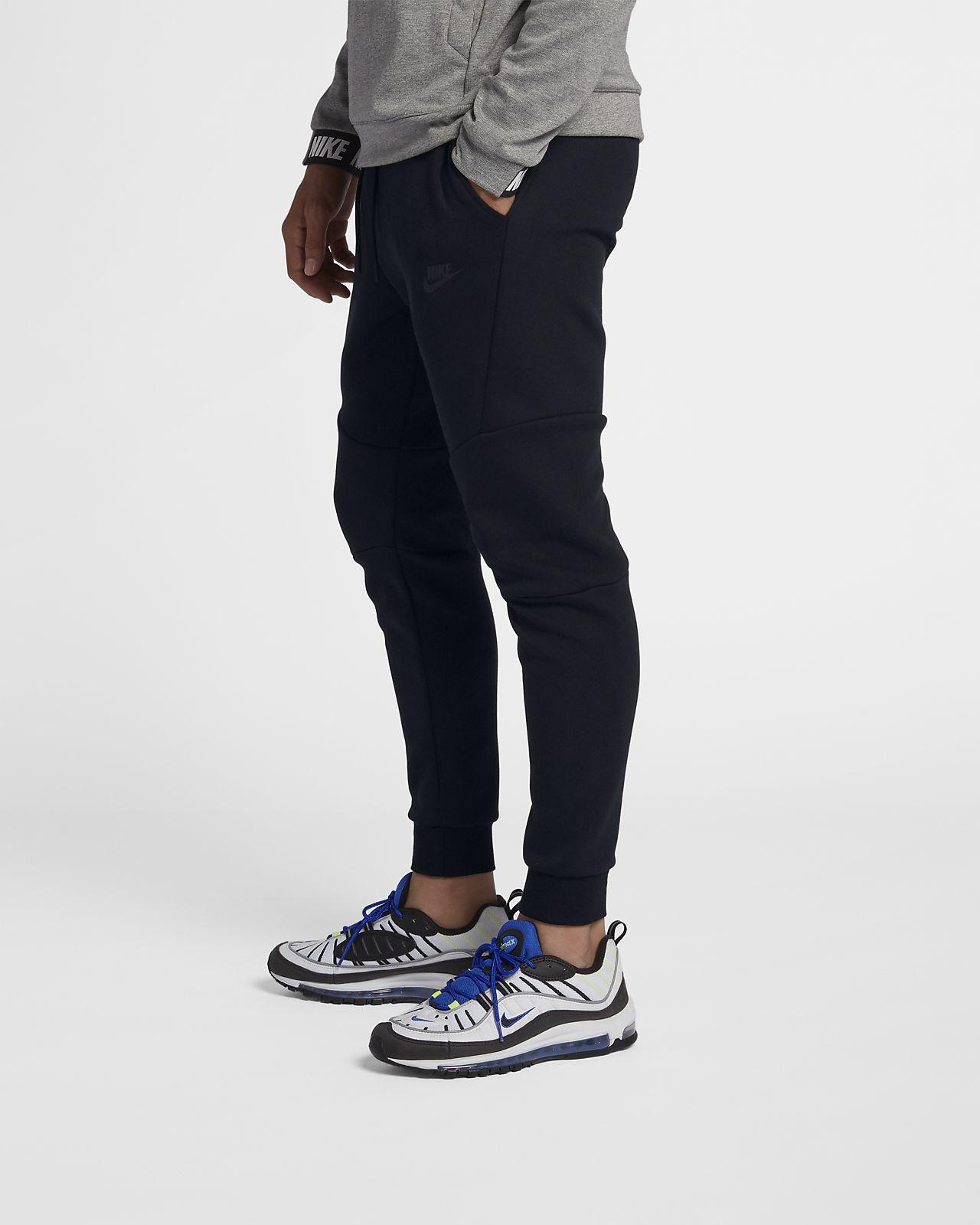 lace up in select for best amazing quality Nike Sportswear Tech Fleece Men's Joggers