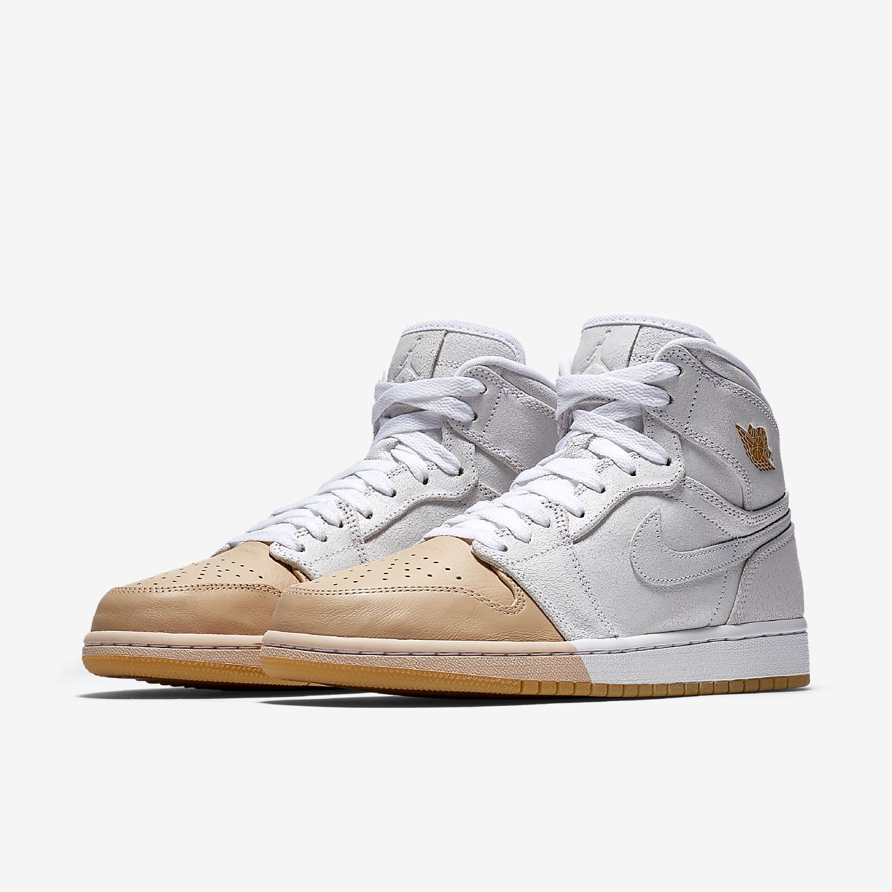 new arrival bb703 c891b ... Nike Air Jordan 1 Retro High Premium Women s Shoe