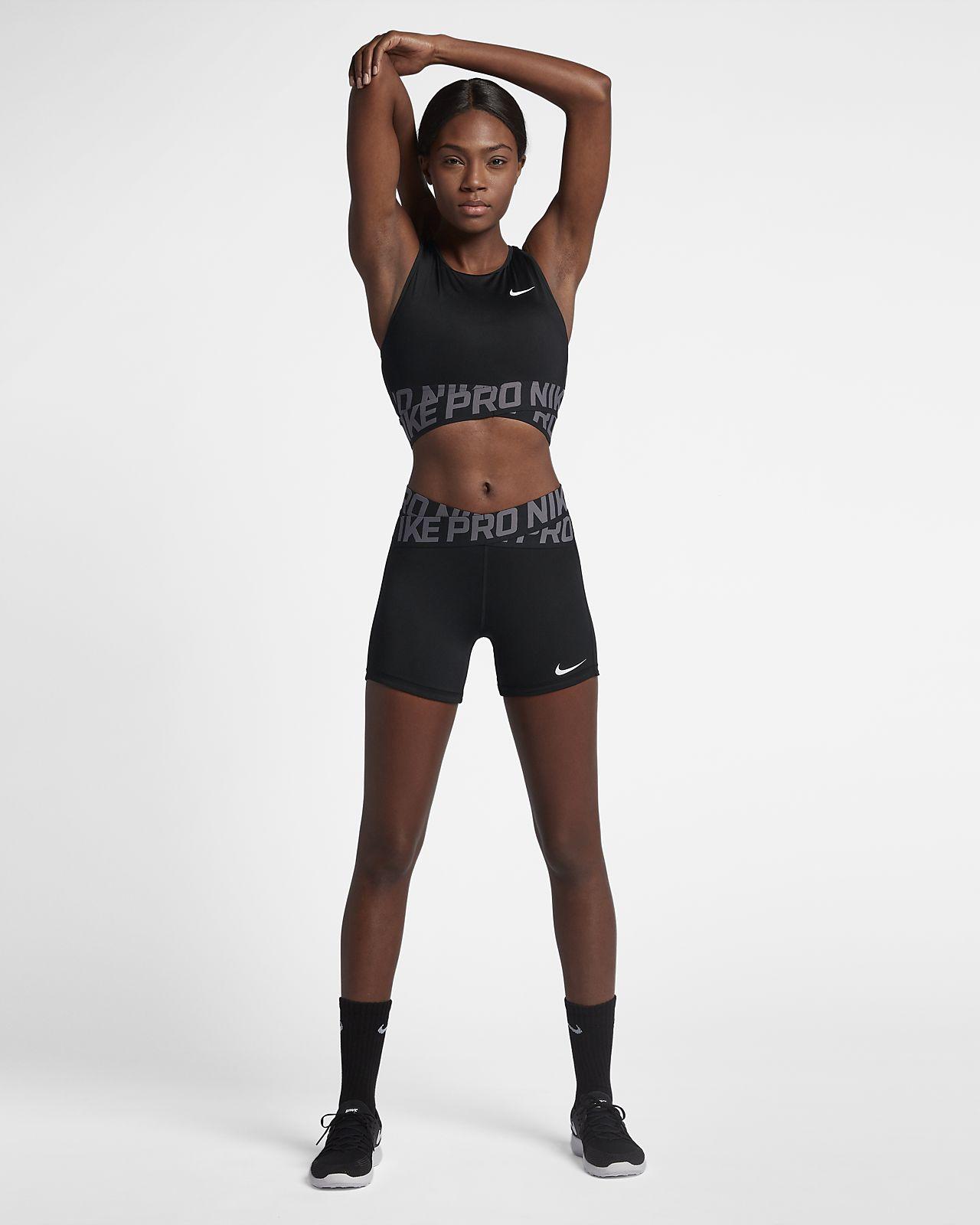"Nike Pro Intertwist Women's 5"" Shorts"