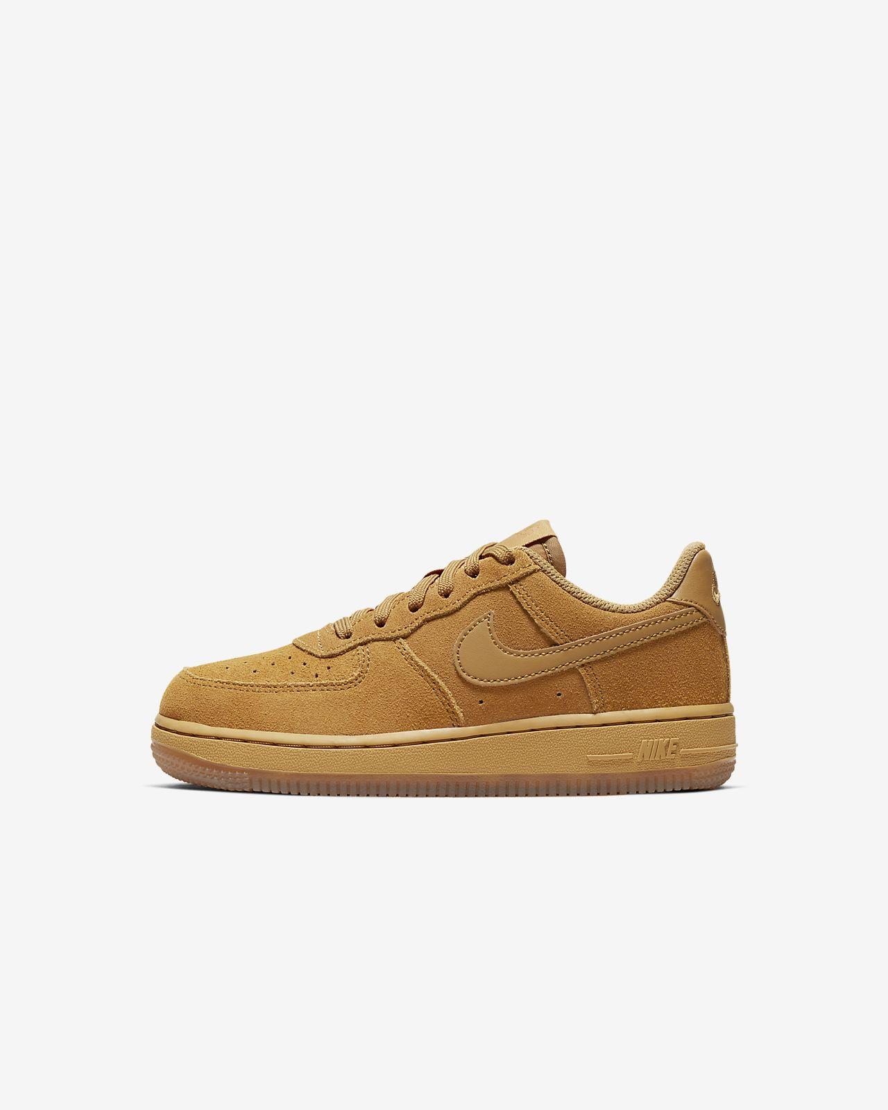 Nike DamenKinder Sneaker Air Force 1 LV8 3 BlackBlack