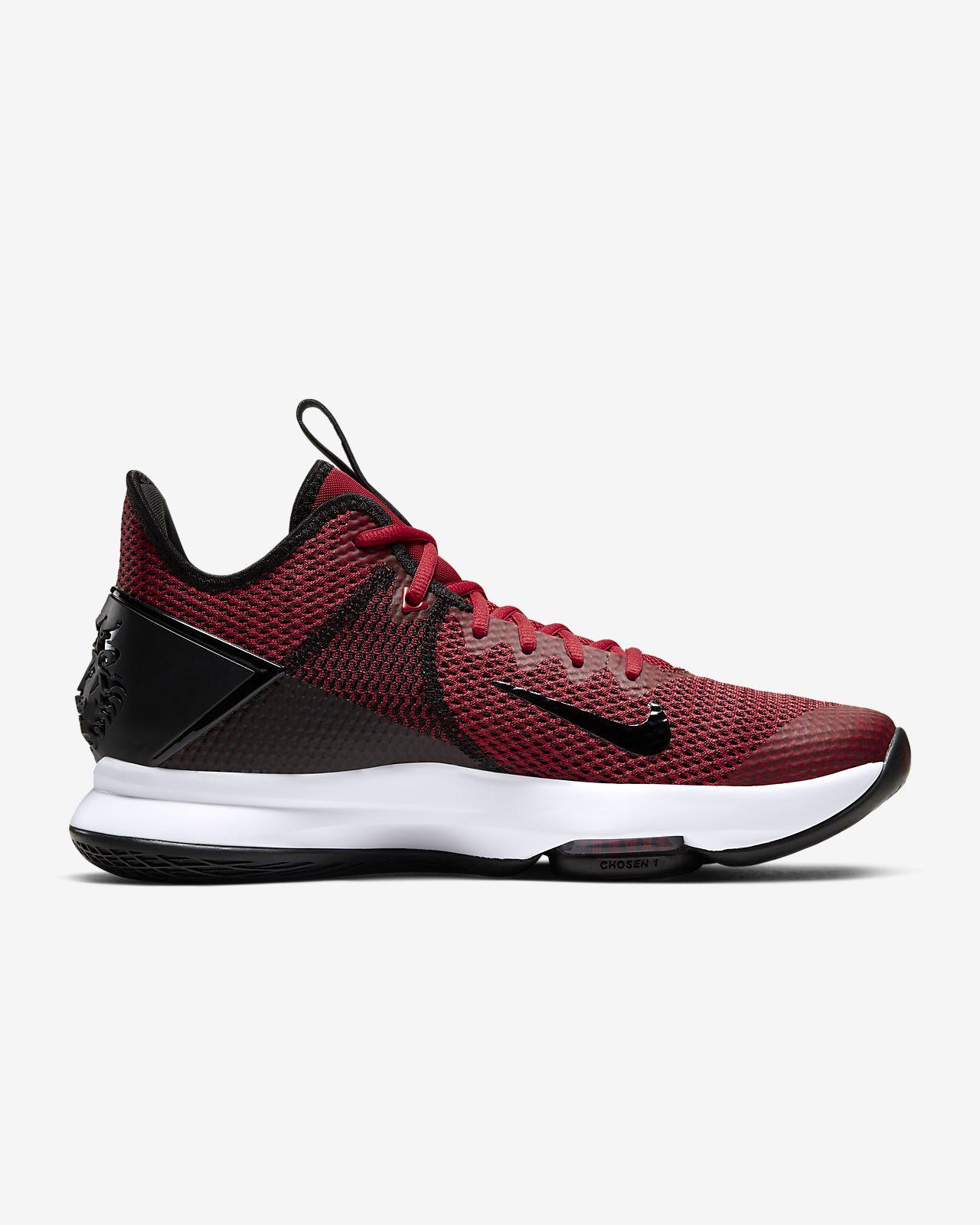 LeBron Witness 4 Basketball Shoe. Nike SI