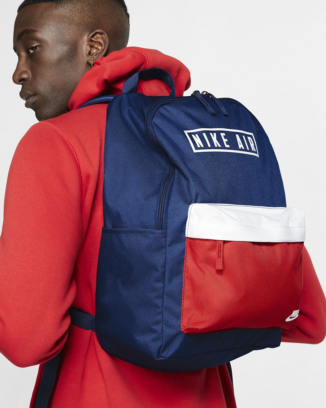 664ed72e Nike Air Heritage 2.0 Graphic Backpack. Nike.com SE
