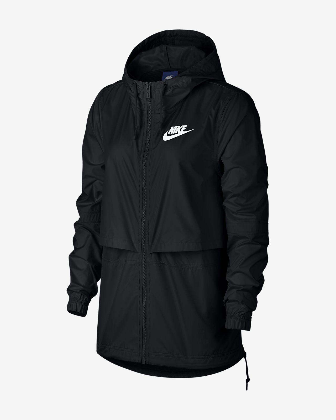 Veste tissée Nike Sportswear pour Femme.