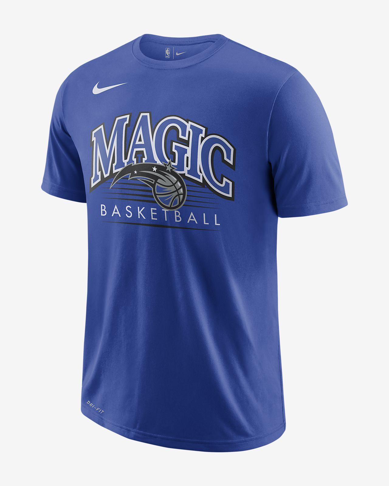 161fdcceab633 Orlando Magic Nike Dri-FIT Men s NBA T-Shirt. Nike.com GB