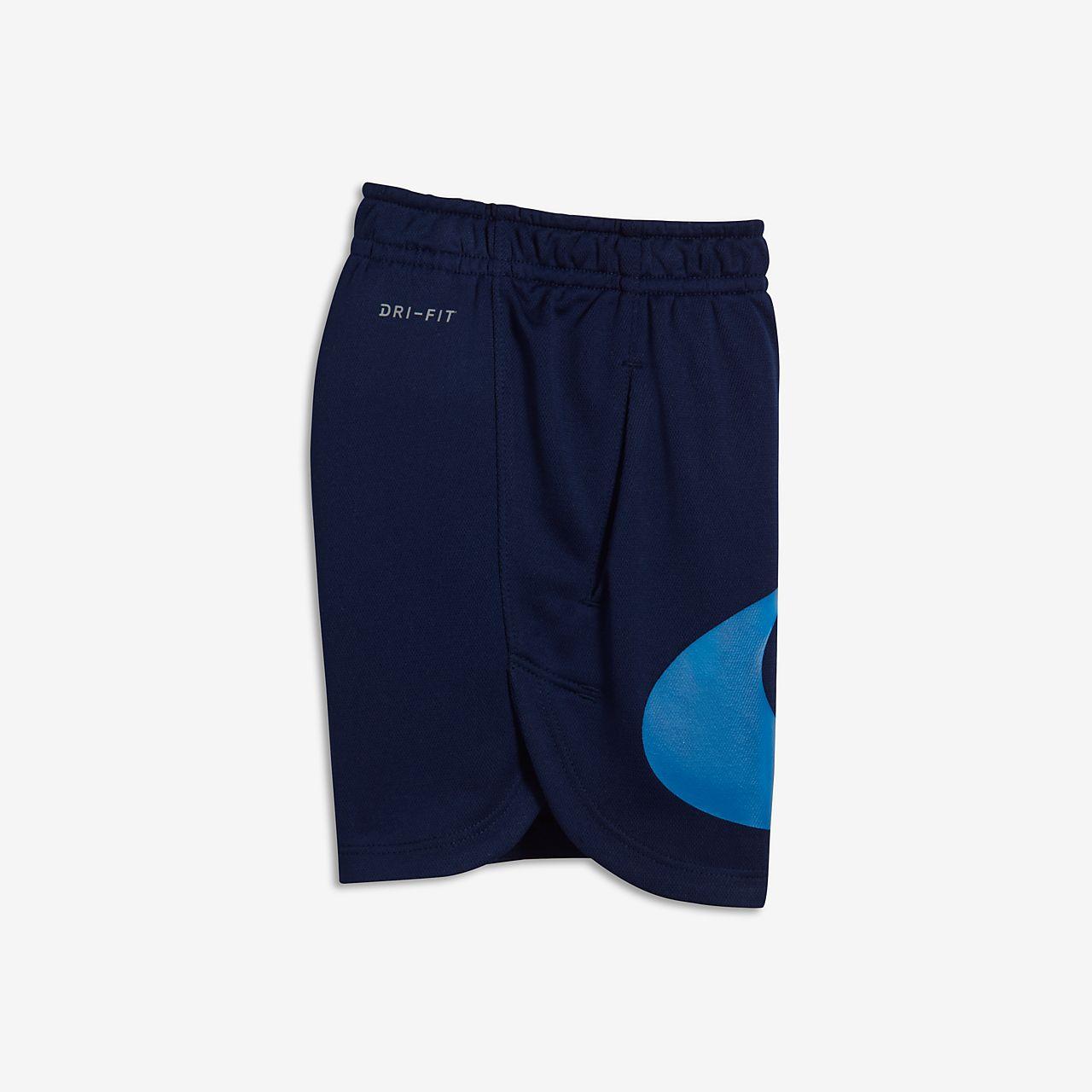Nike Dry Infant Boys' Shorts Binary Blue