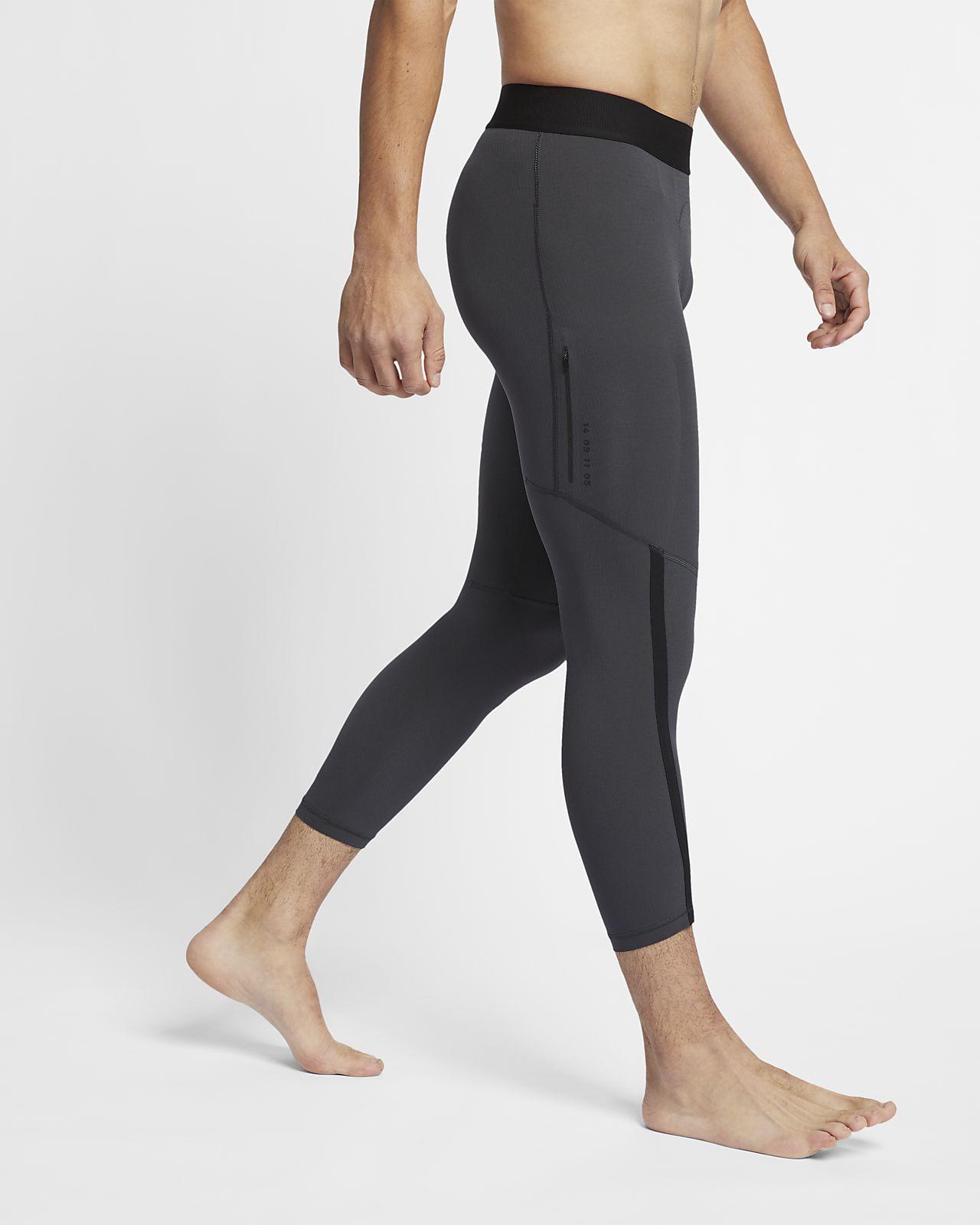 Nike Pro Tech Pack 3/4-tights voor heren