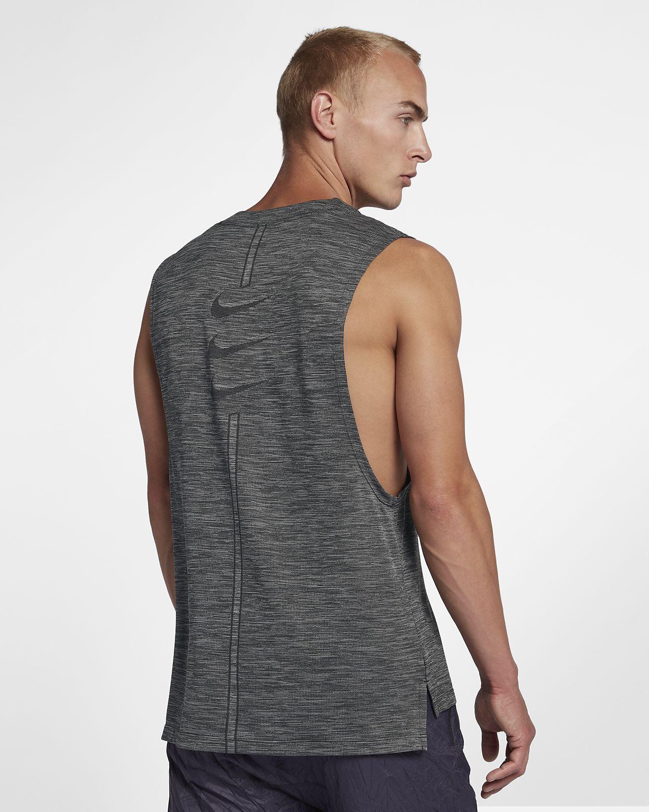 6ace46e282700 Nike Medalist Run Division Camiseta de running sin mangas - Hombre ...
