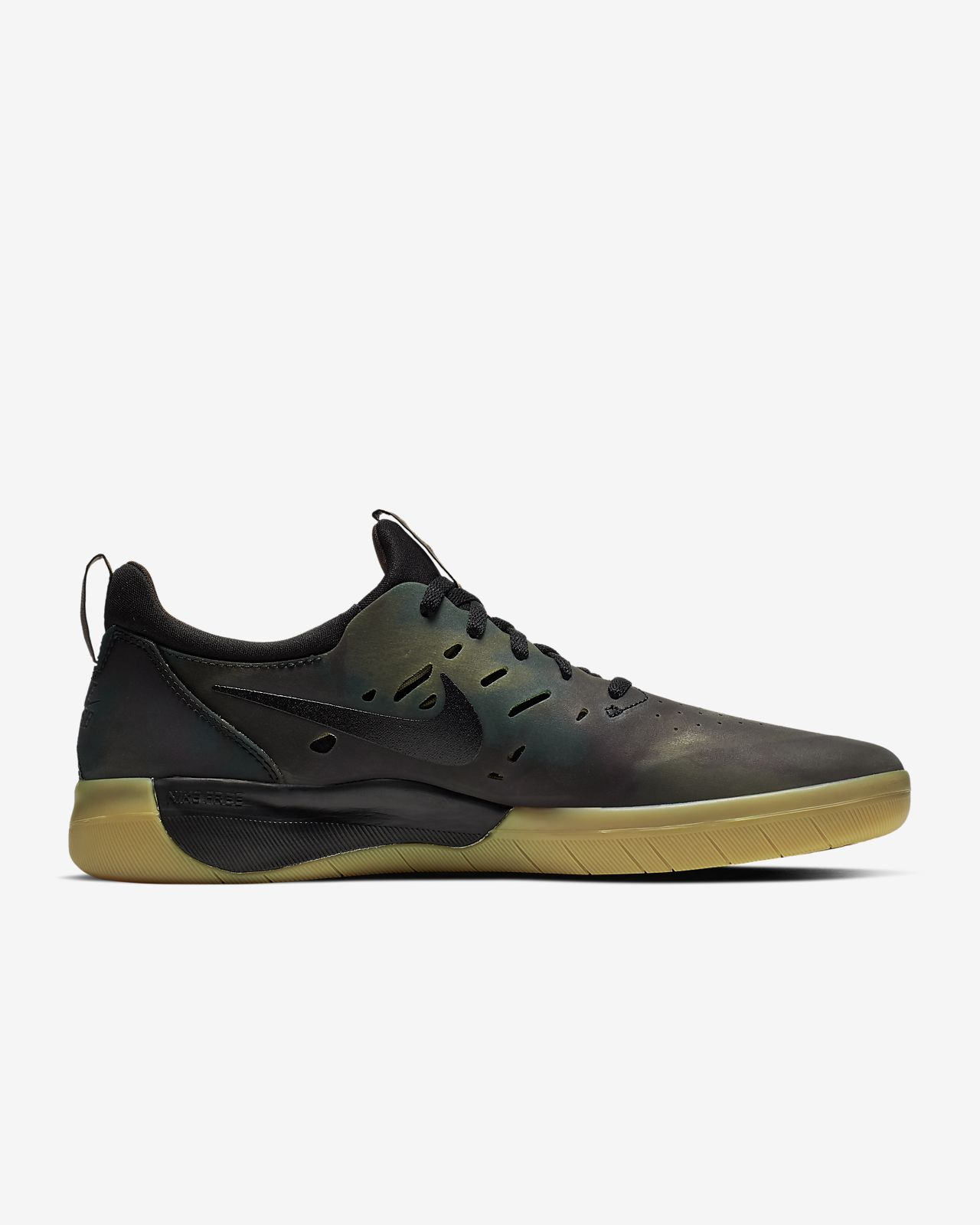 Nike SB Nyjah Free Premium Skateboardschuh