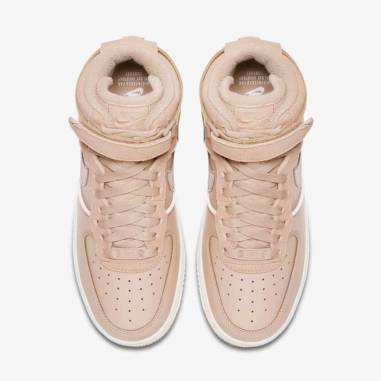 Nike Air Force 1 High Winterized Damesschoen