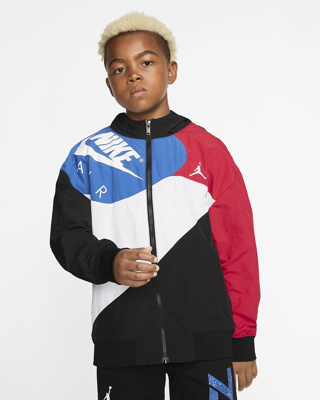 Air Jordan Older Kids' (Boys') Full-Zip Jacket