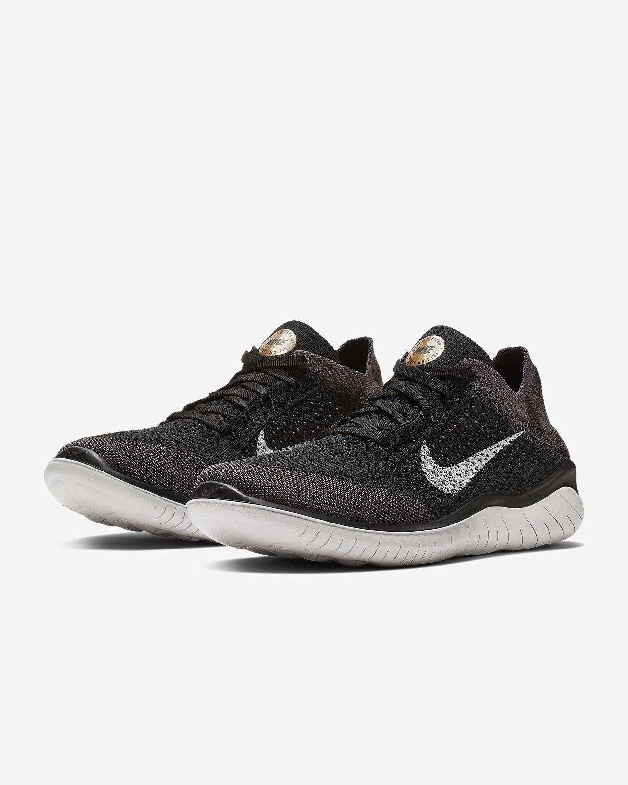 best service 912b4 83bca ... Nike Free RN Flyknit 2018 Women s Running Shoe