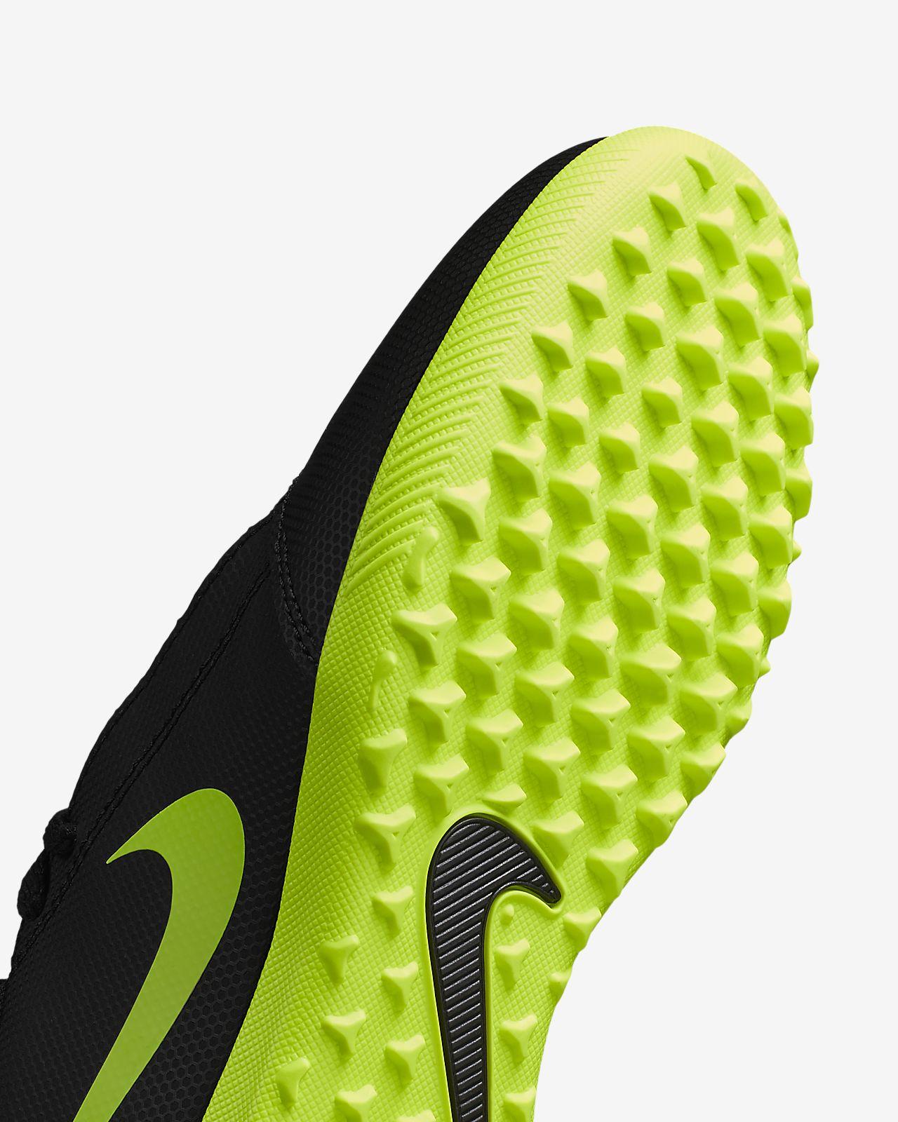 Nike Jr. Phantom Venom Club TF Botas de fútbol para moqueta Turf Niñoa y niñoa pequeñoa