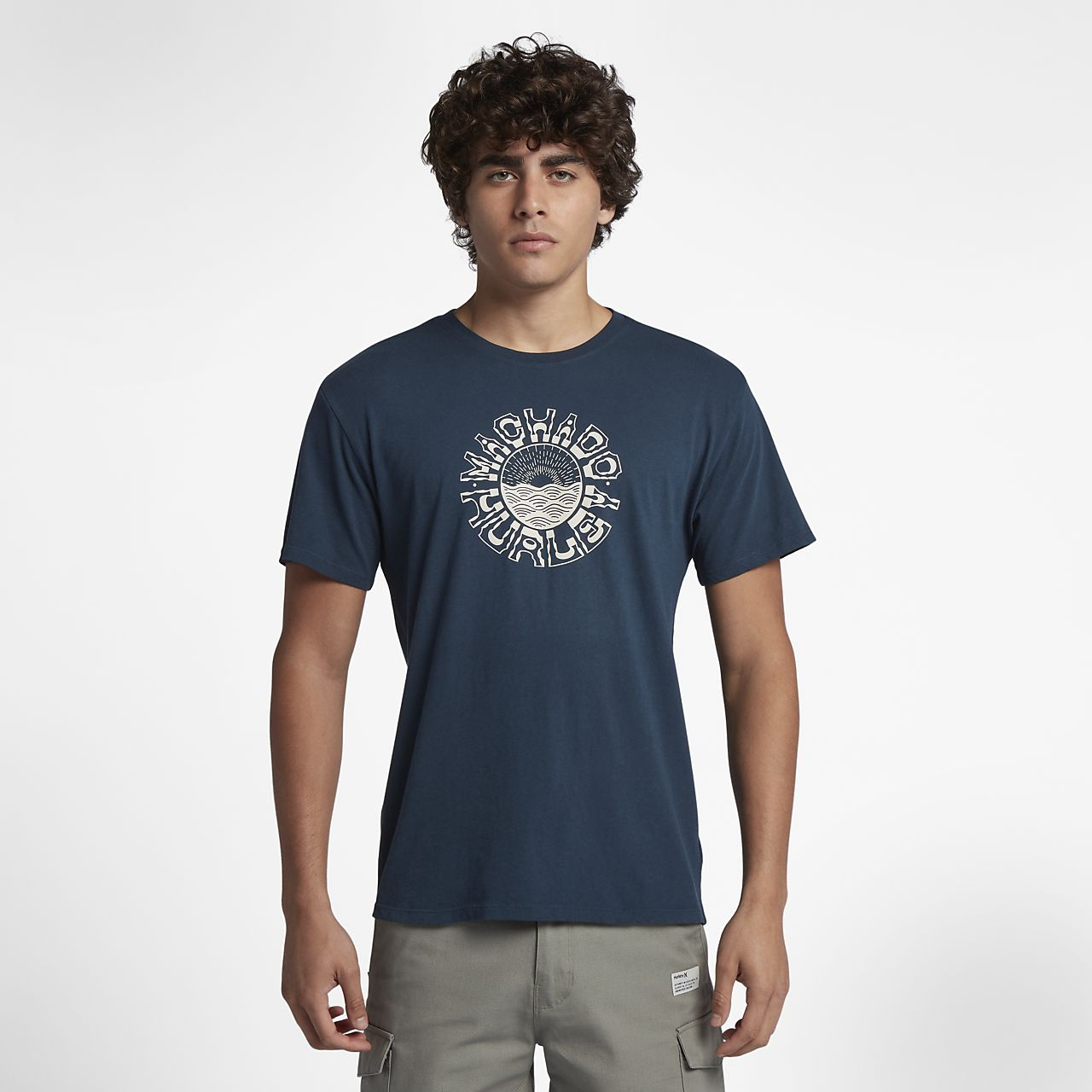 Hurley Machado Sun Men's T-Shirt