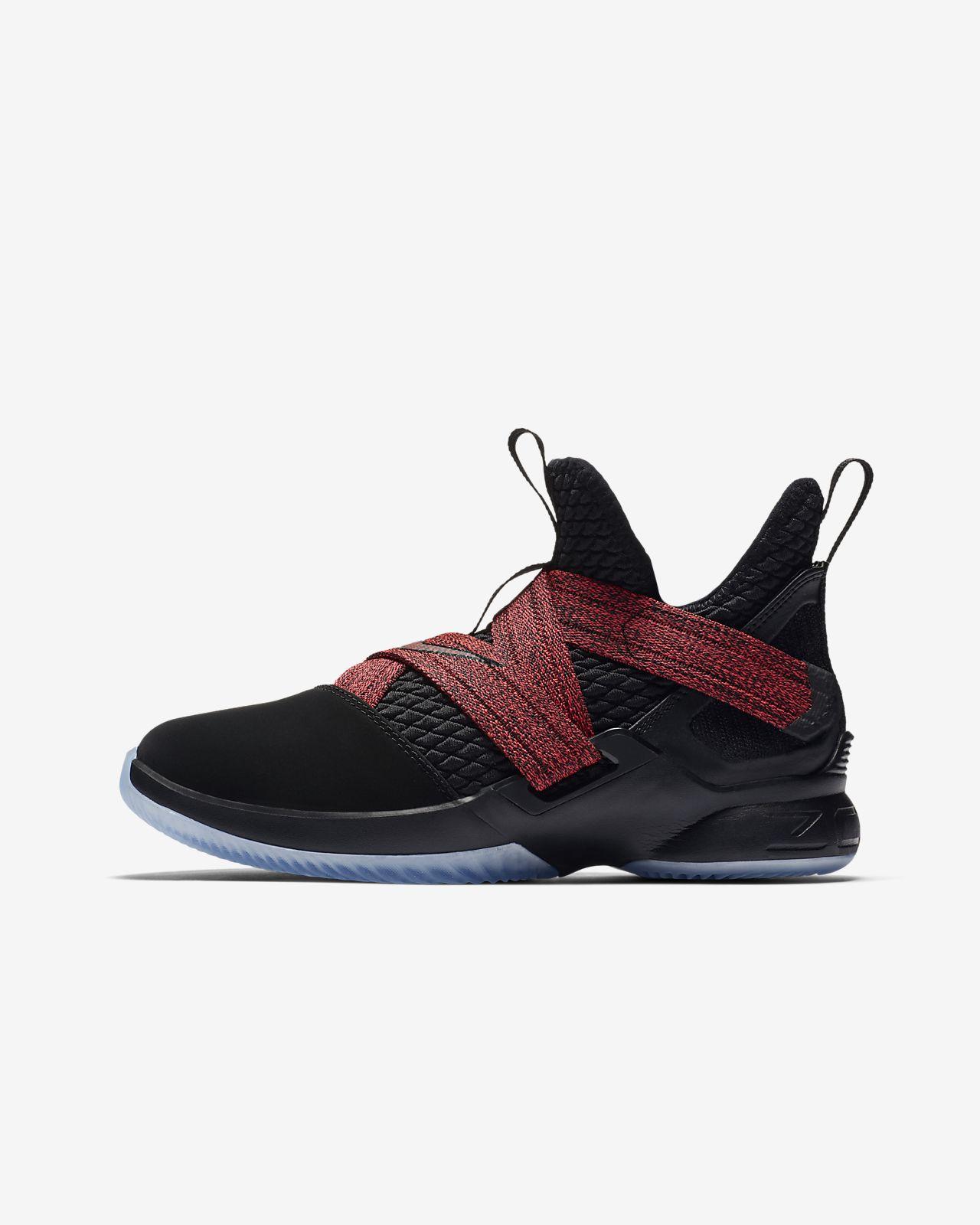 LeBron Soldier XII (GS) 大童篮球童鞋