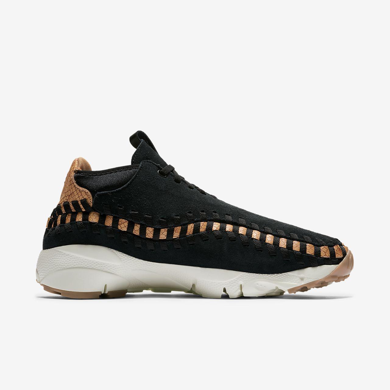 Footscape Air Tissé - Chaussures - Bas-tops Et Baskets Nike AYjL9m4