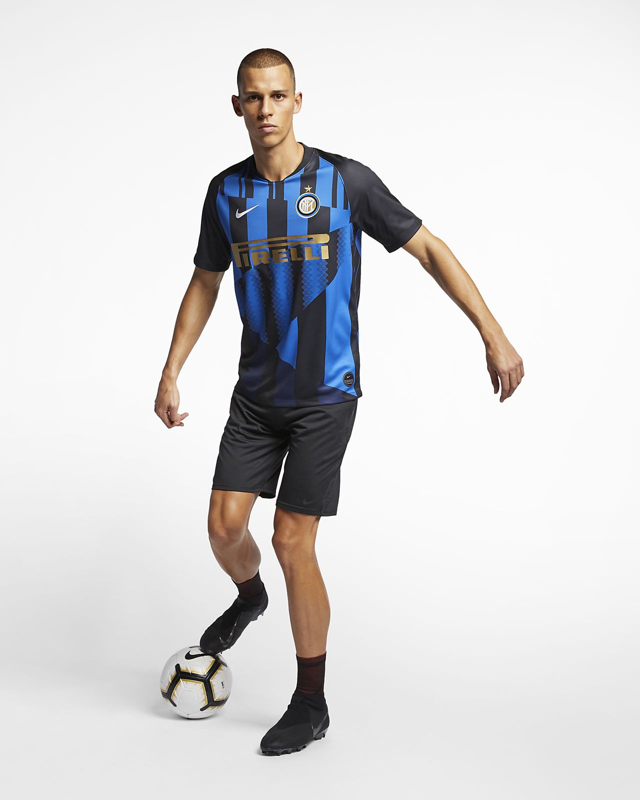 bc7c9b9d8 Inter Milan 20th Anniversary Stadium Men's Shirt. Nike.com NZ