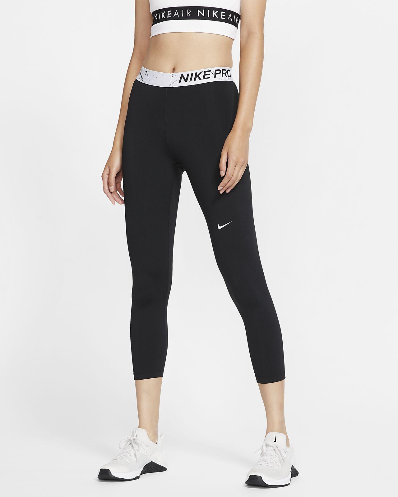 Nike Pro Women's Graphic Capris
