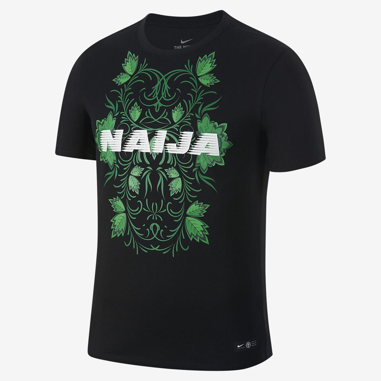 尼日利亚队 Squad 男子T恤