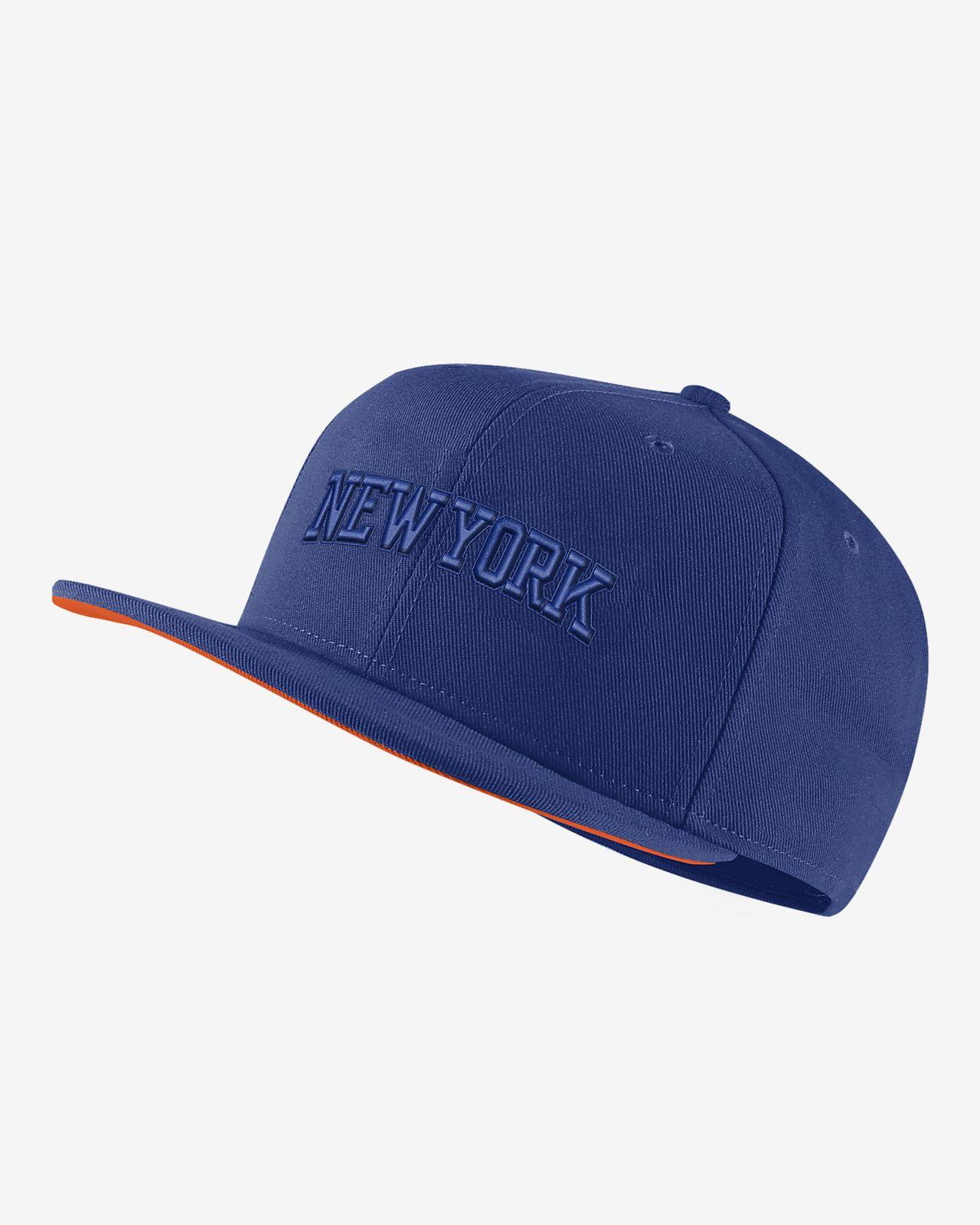 New York Knicks Nike AeroBill–NBA-kasket