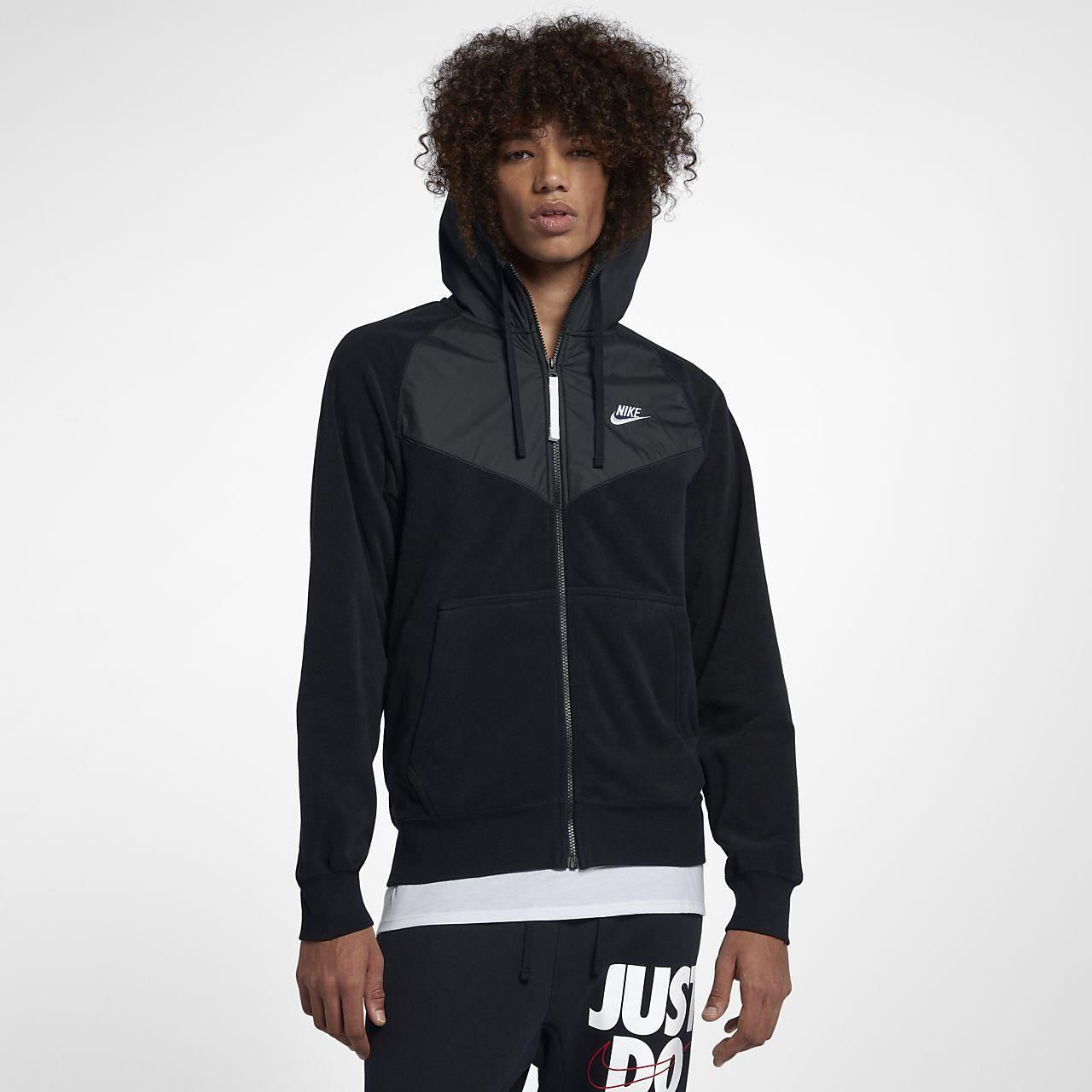 Sweat à capuche entièrement zippé Nike Sportswear pour Homme