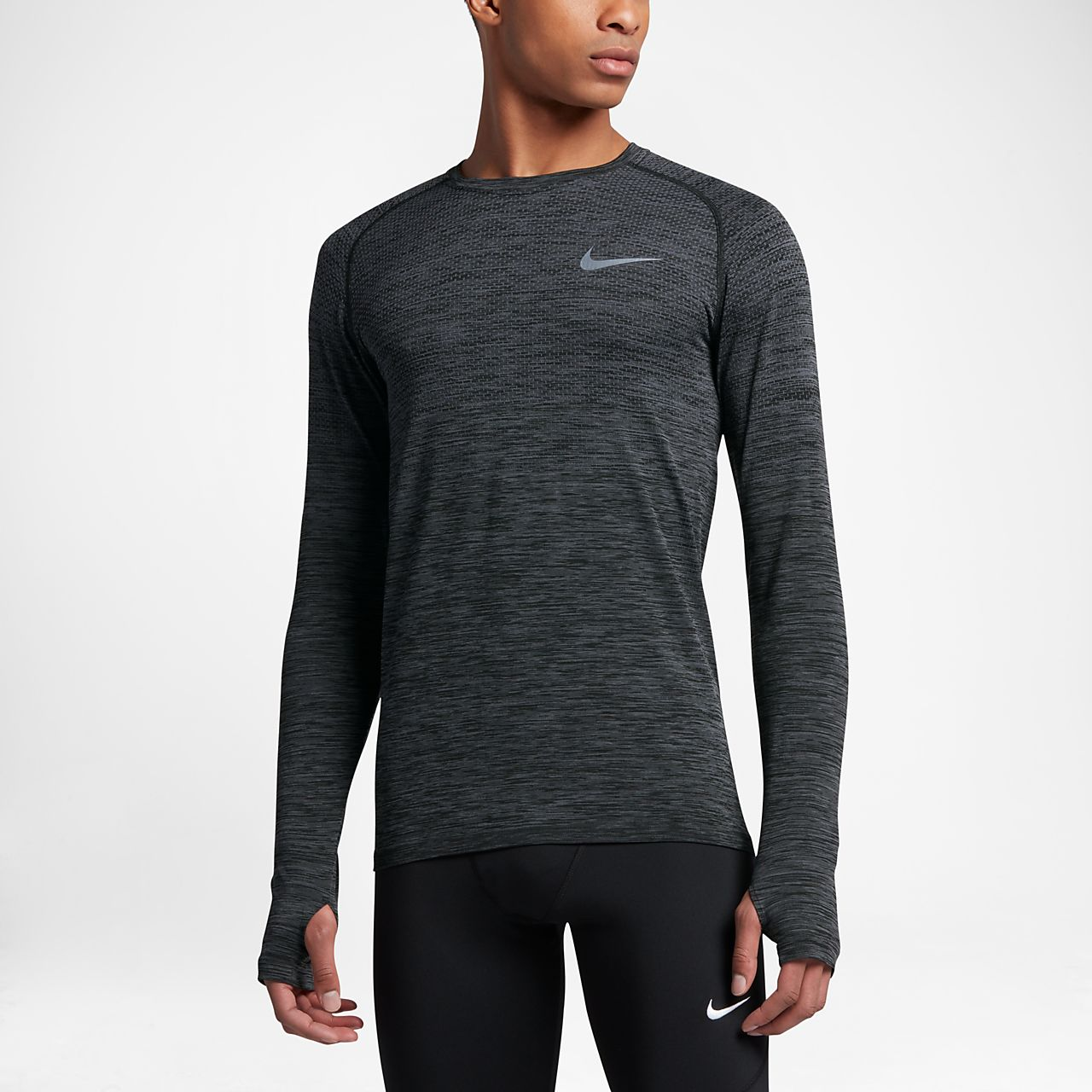 Mens nike long sleeve shirt south park t shirts for Best athletic dress shirts