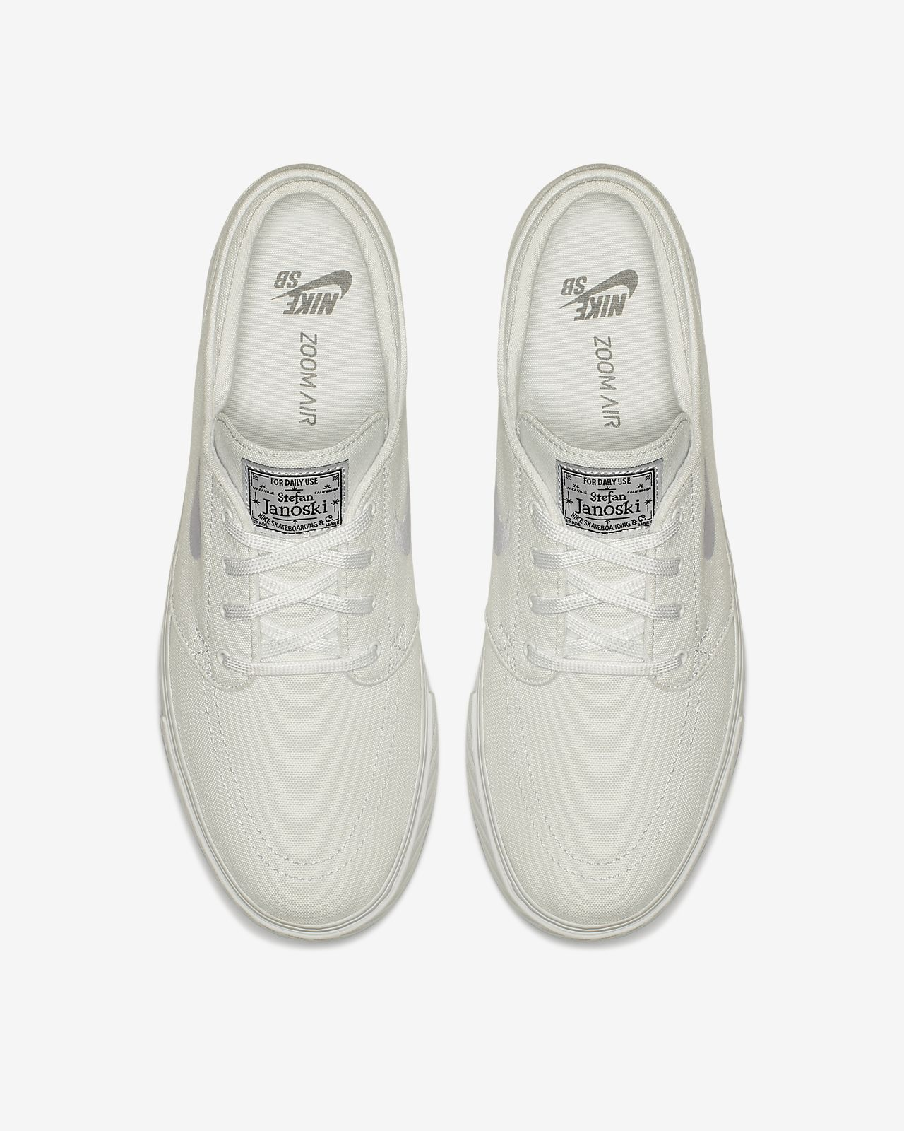 buy online 78373 35fe9 ... Nike SB Zoom Stefan Janoski Canvas Men s Skate Shoe