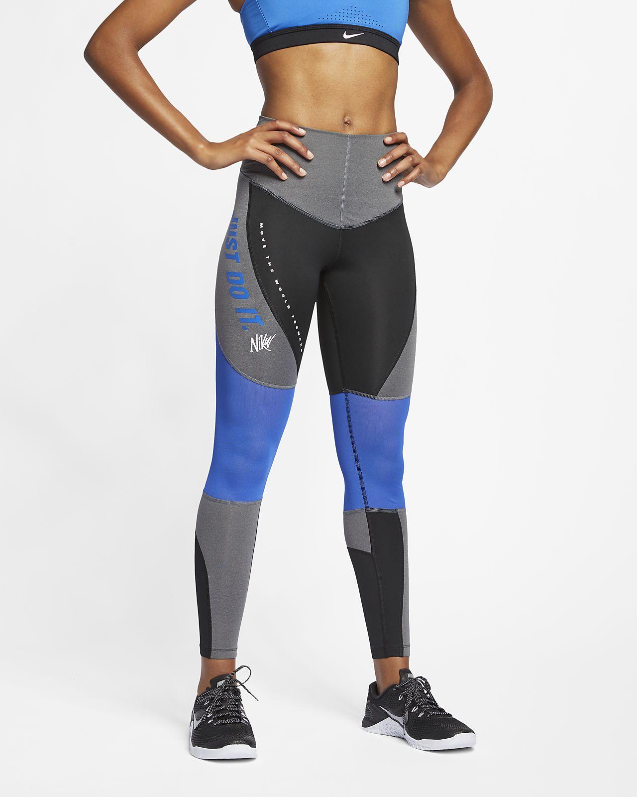 2046972533 Low Resolution Nike Power testhezálló női edzőnadrág Nike Power testhezálló  női edzőnadrág