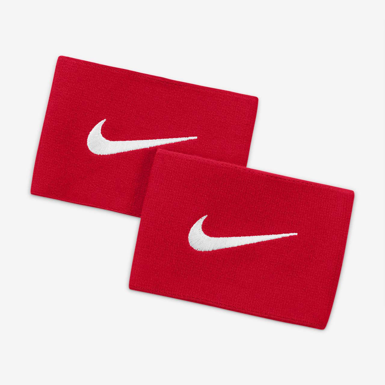 Fixations pour protège-tibias de football Nike Guard Stay II