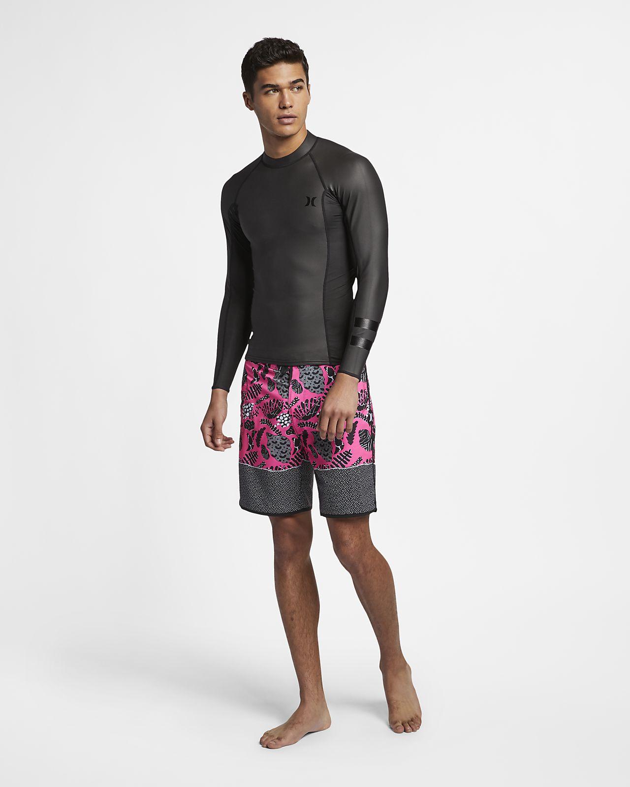 02a274da0c86 Ανδρική μακρυμάνικη μπλούζα σέρφινγκ Hurley Pro Max. Nike.com GR