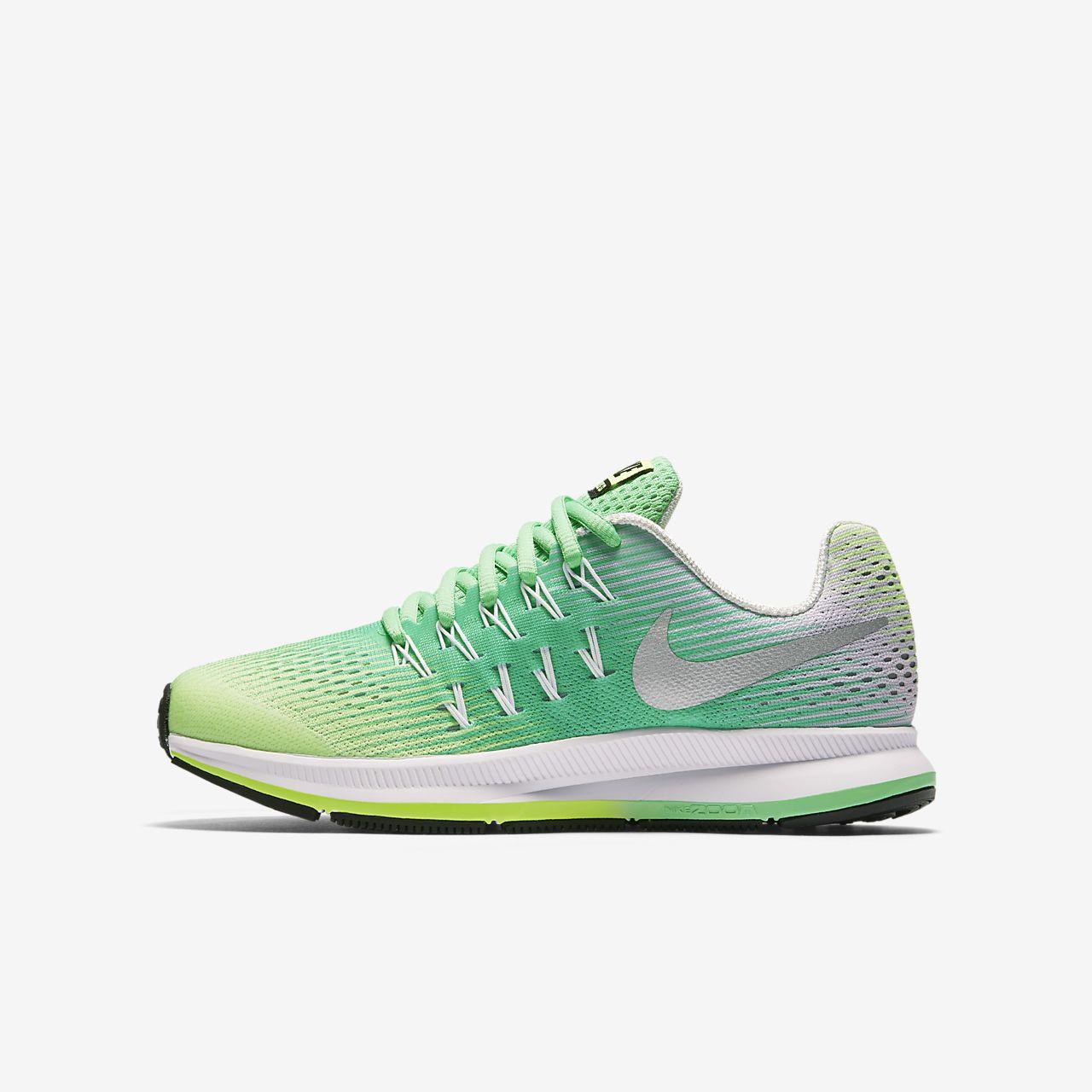 ... Nike Air Zoom Pegasus 33 Older Kids' Running Shoe