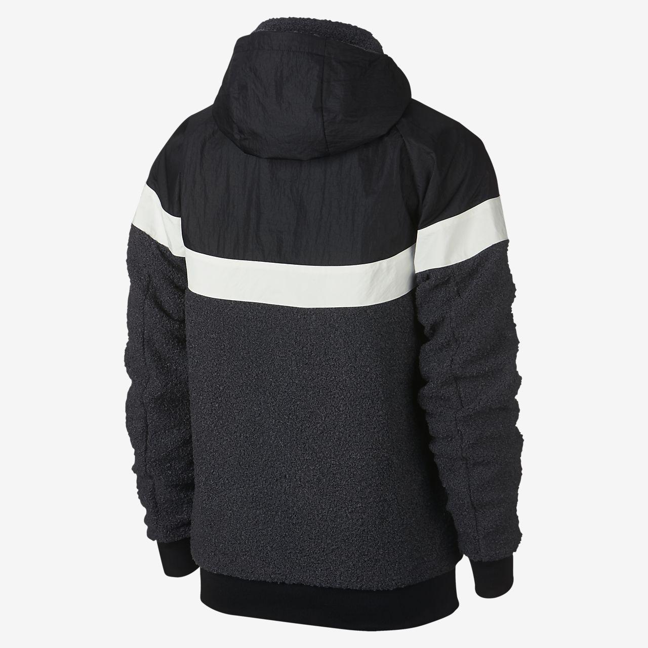 ebe4292b40d1 Nike Sportswear Windrunner Men s Sherpa Jacket. Nike.com
