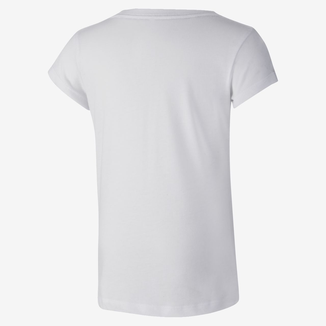 0daa5eff35fb2e Jordan 7 Graphic (3y-8y) Younger Girls  T-Shirt . Nike.com GB