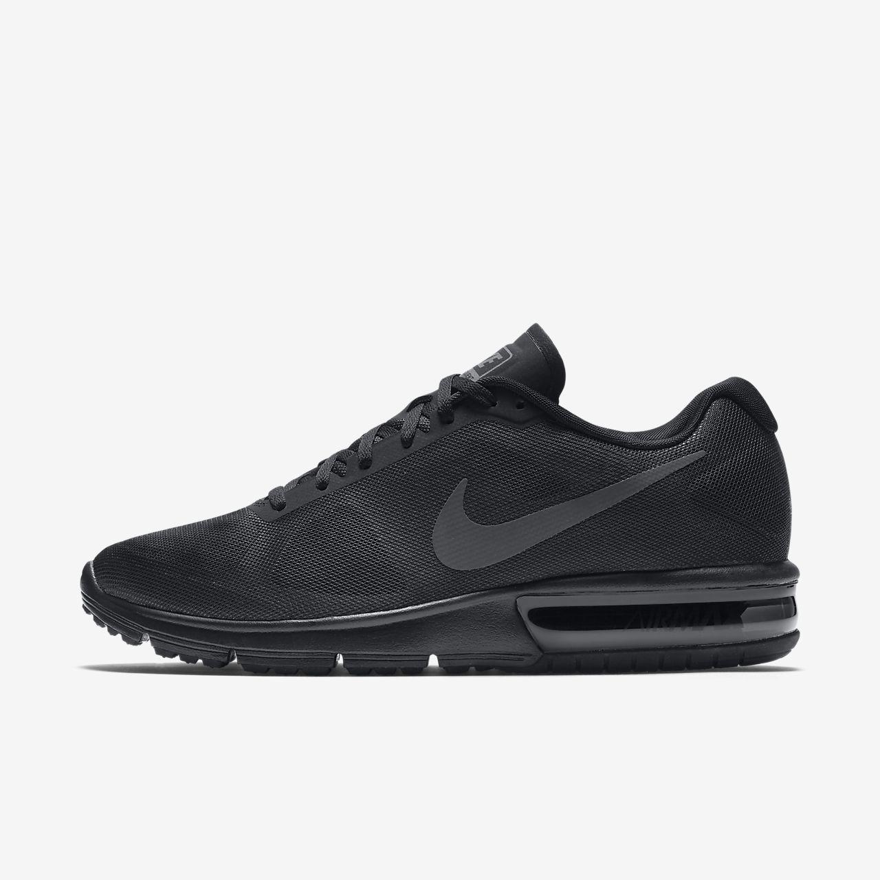 Nike Air Max 1 Erkekler Popüler Ayakkabı Dark Kırmızı Siyah Yeni Gelen
