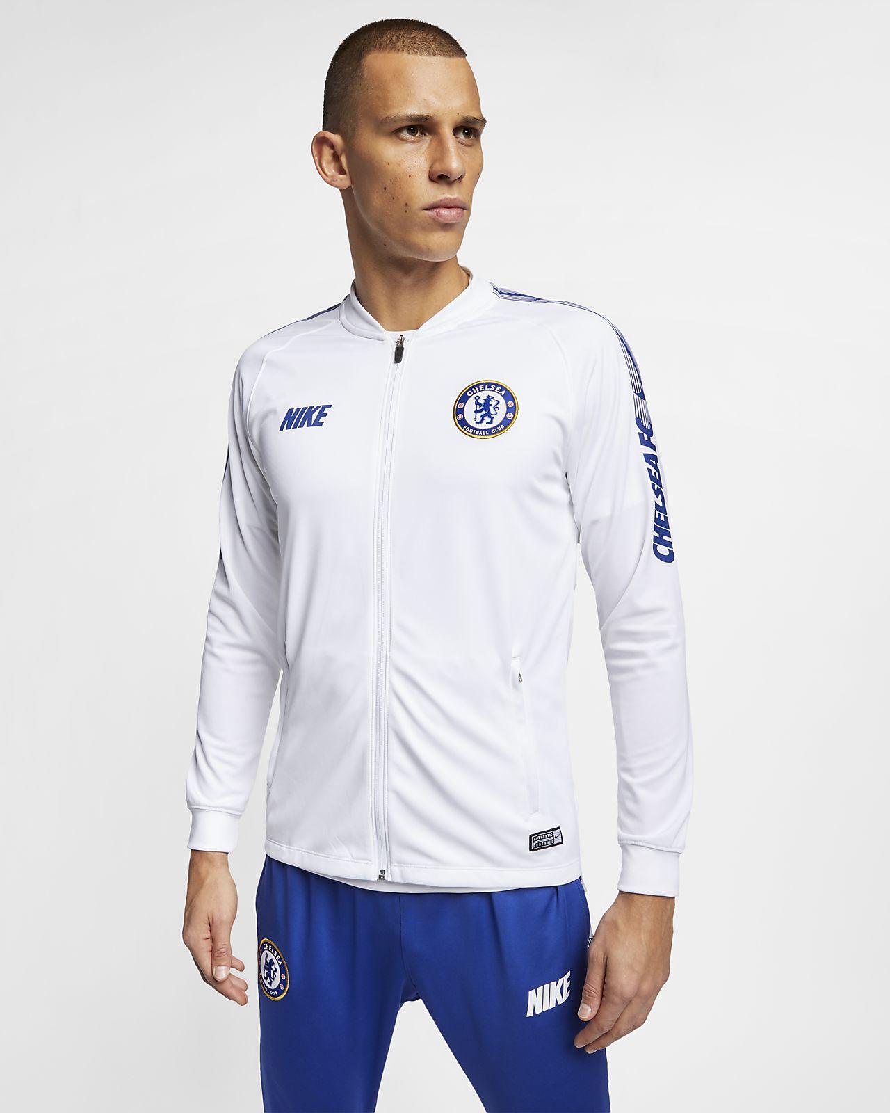 Fotbollsjacka Chelsea FC Dri-FIT Squad för män