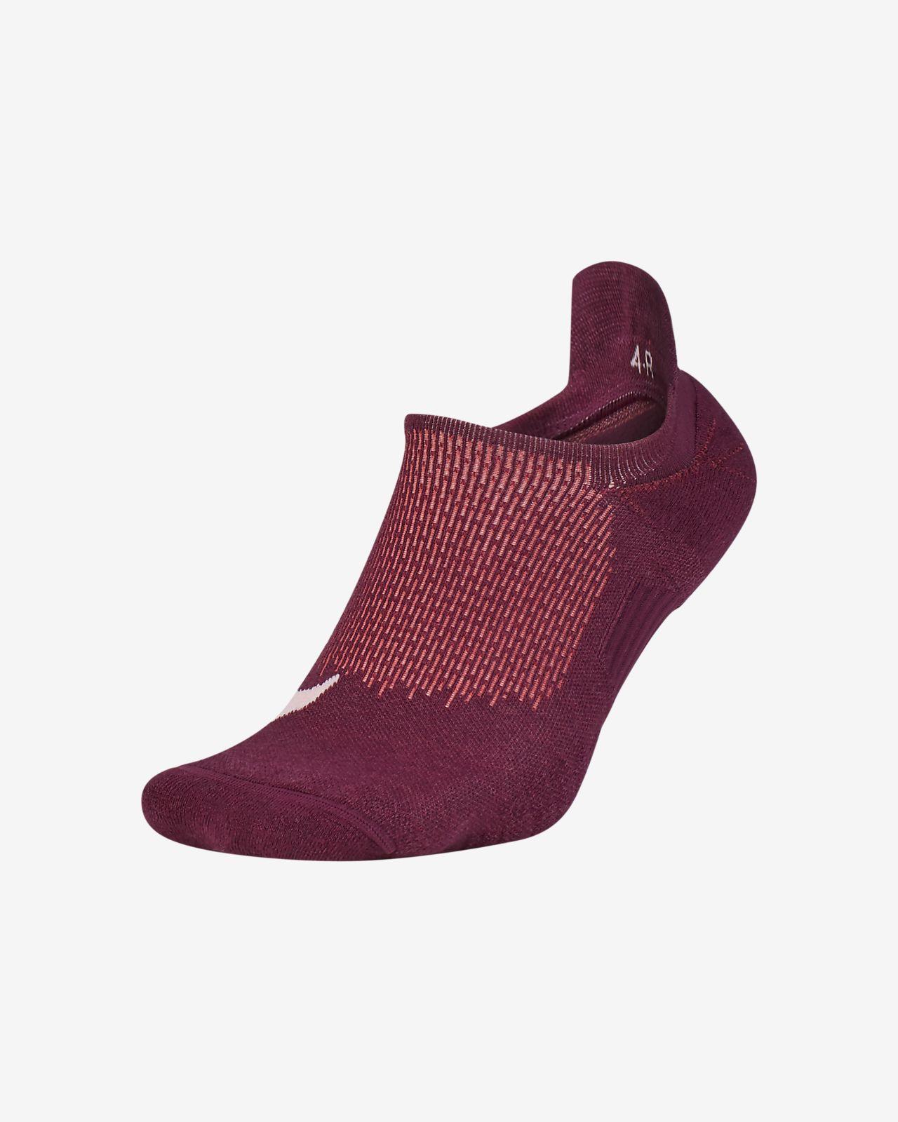 Nike Spark Wool No-Show Running Socks