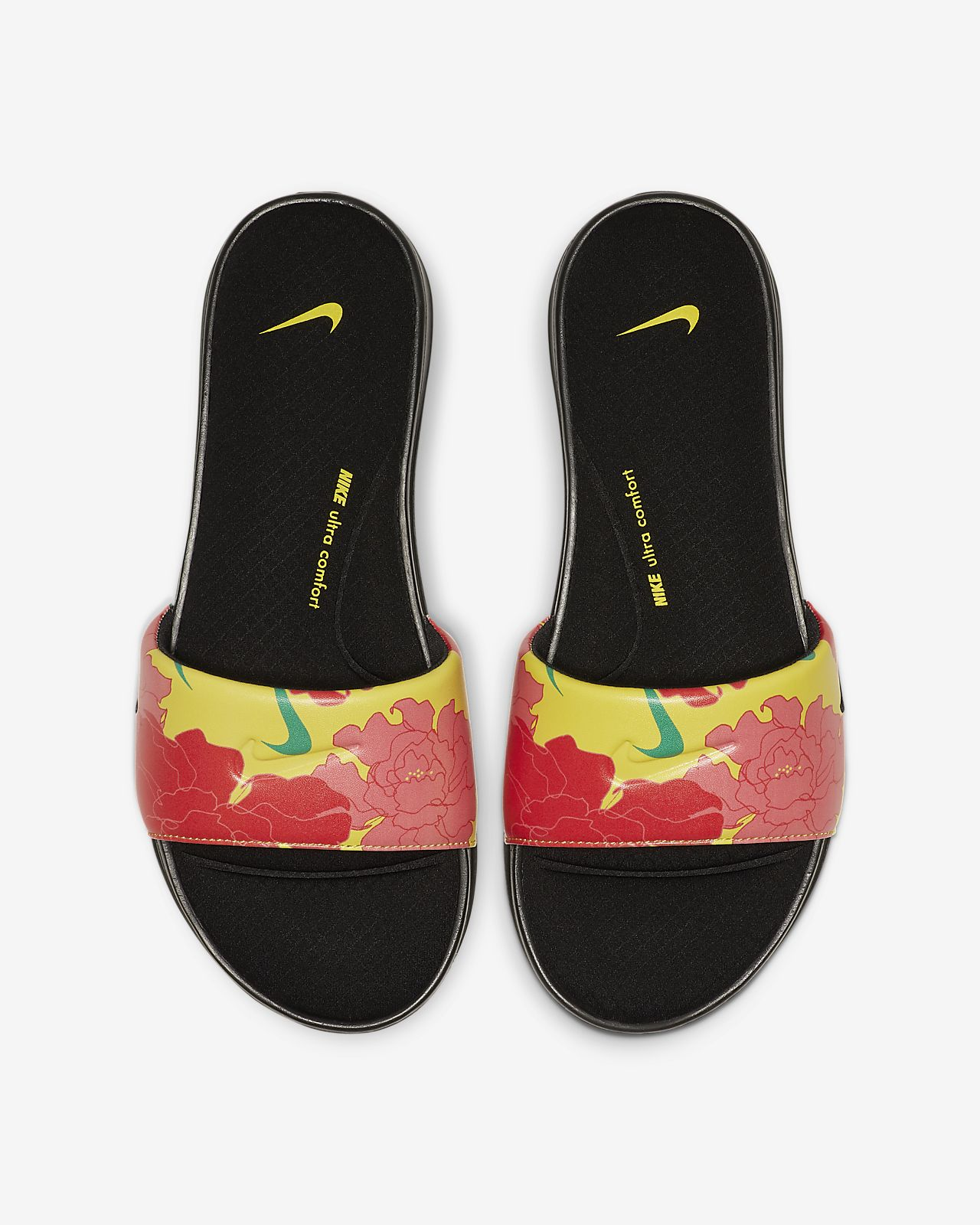 Nike Ultra Comfort 3 Printed Women's Slide