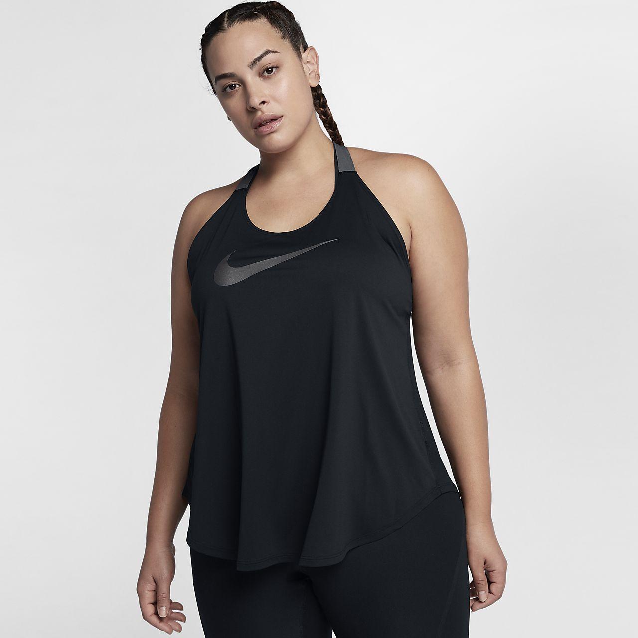 ... Nike Breathe Elastika (Plus Size) Women's Training Tank