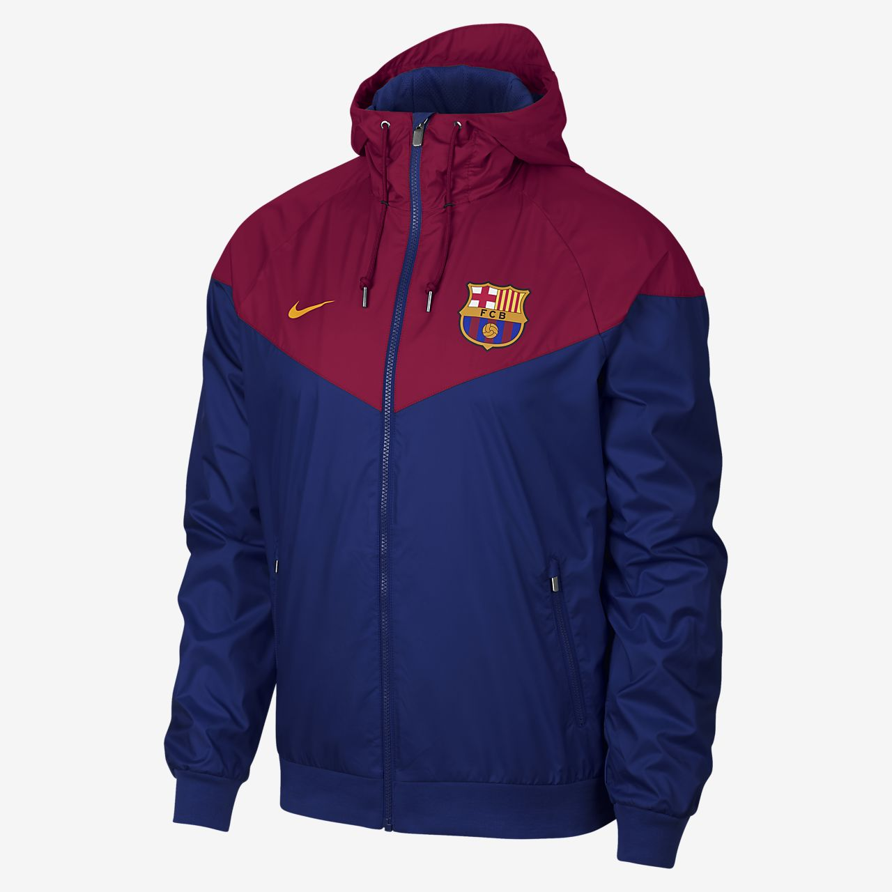 giacca calcio FC Barcelona personalizzata