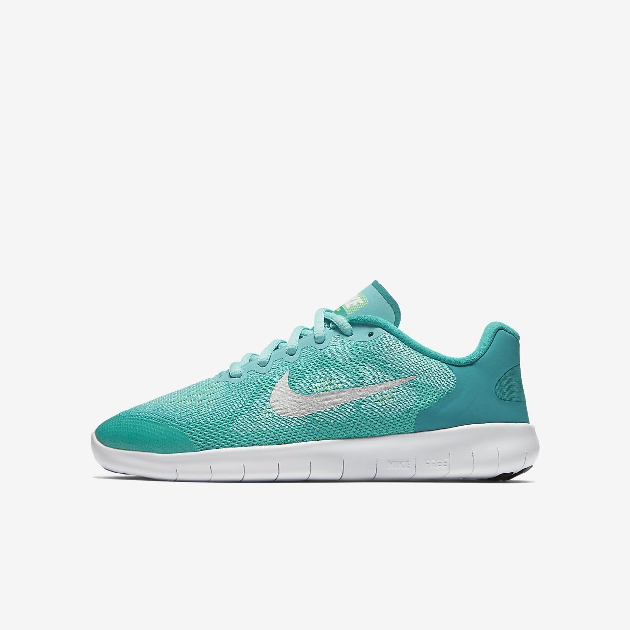Nike Free Rn Running Shoe Big Kid