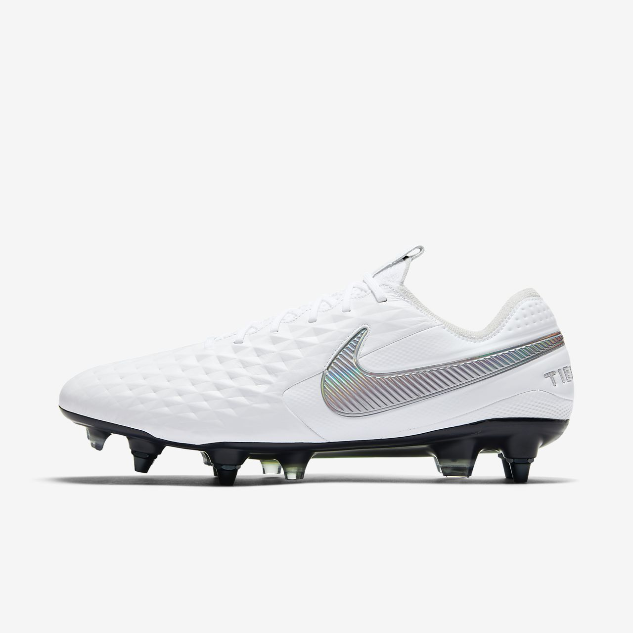 Chaussure de football à crampons pour terrain gras Nike Tiempo Legend 8 Elite SG-PRO Anti-Clog Traction