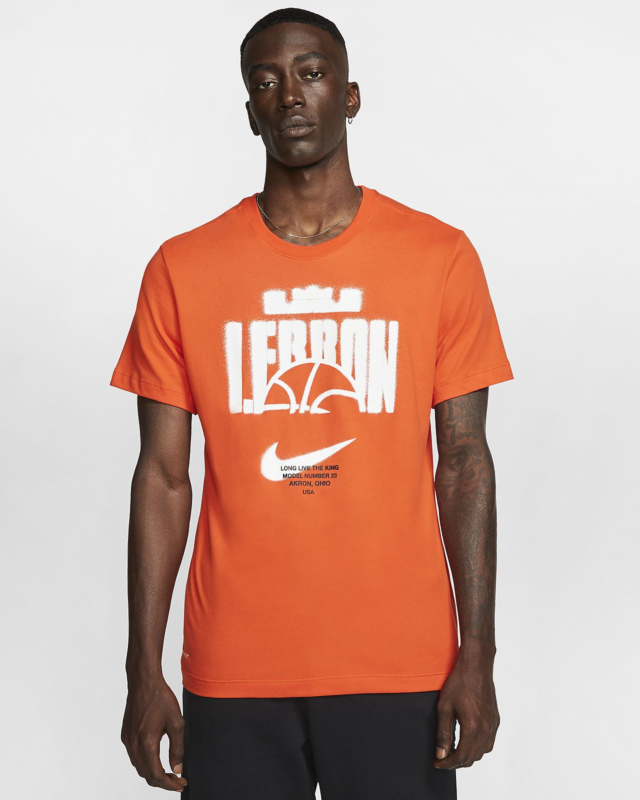 Nike Dri FIT LeBron Herren T Shirt